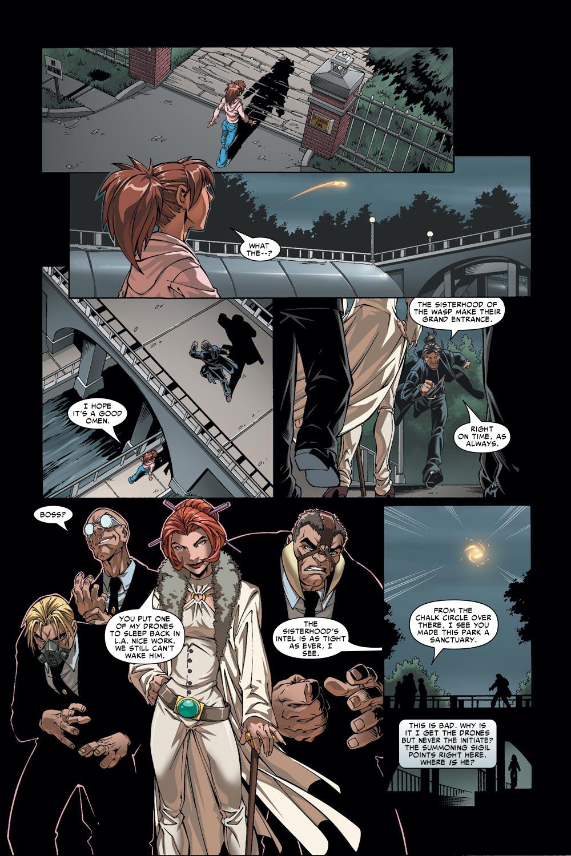 Read online Amazing Fantasy (2004) comic -  Issue #1 - 17