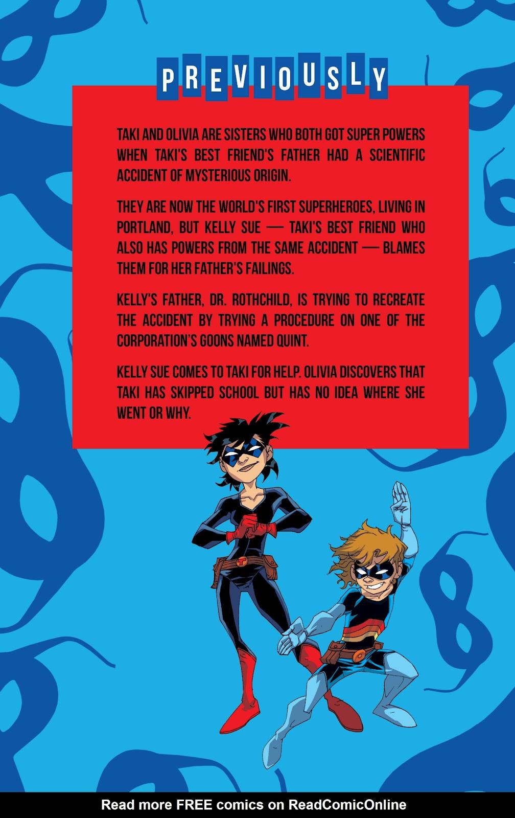 Read online Takio (2012) comic -  Issue #4 - 3