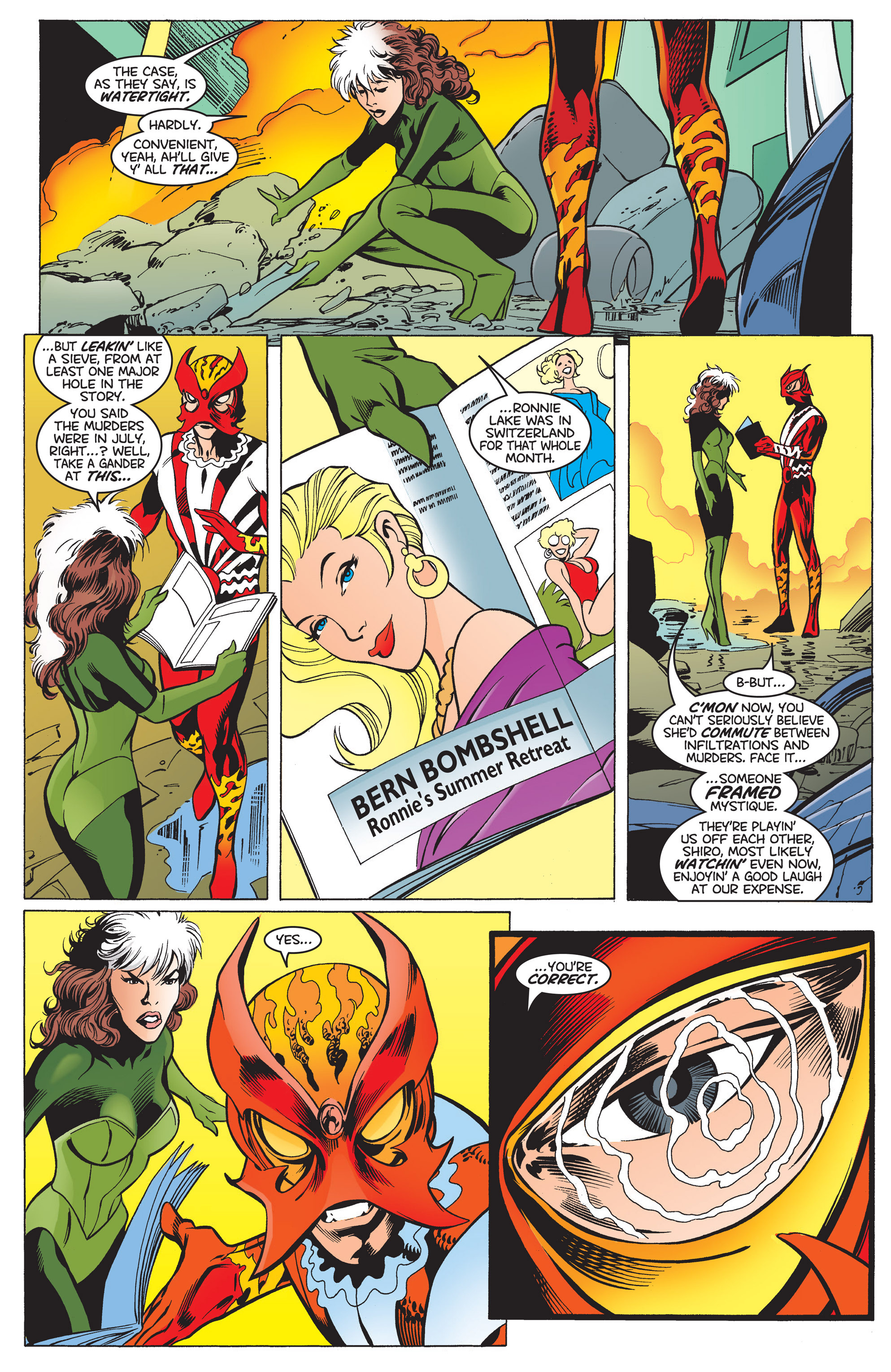 X-Men (1991) 94 Page 8