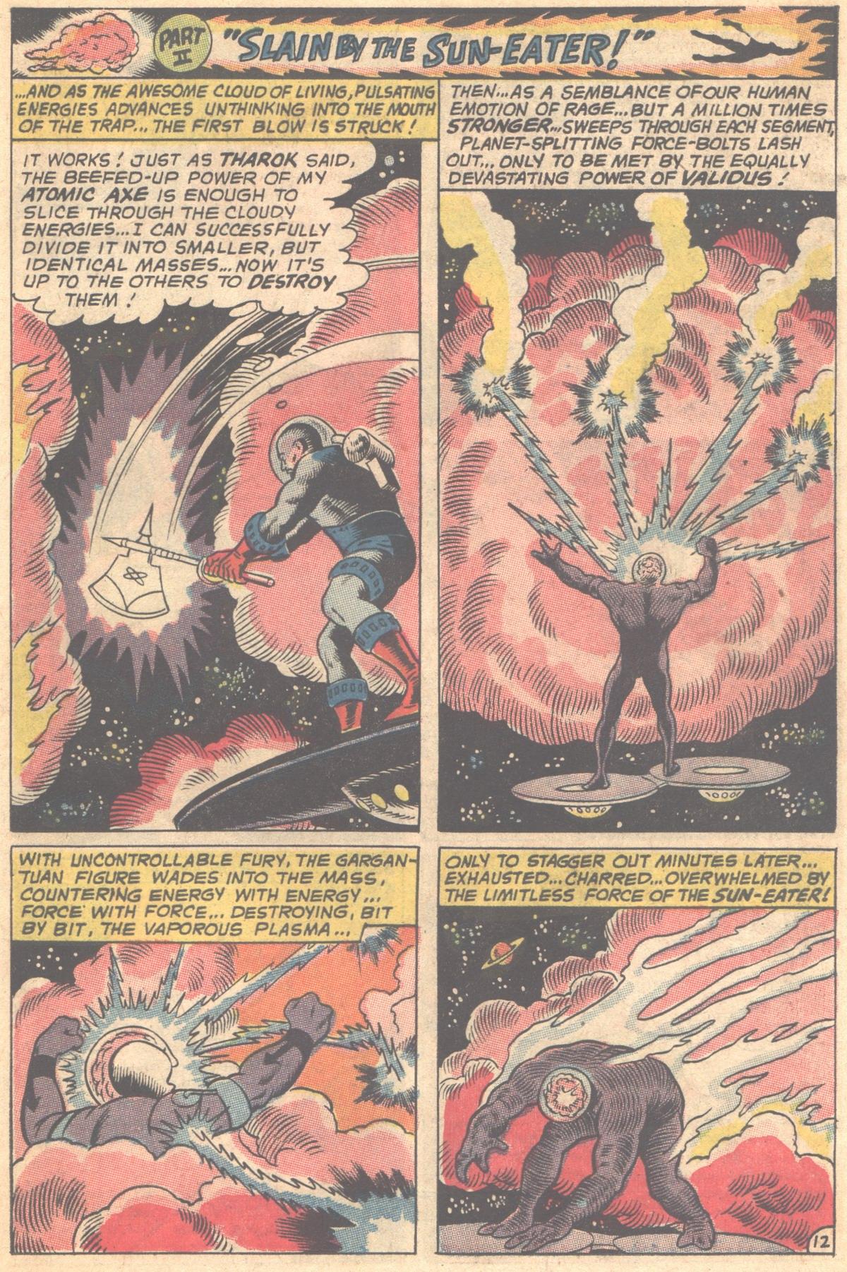 Read online Adventure Comics (1938) comic -  Issue #353 - 19