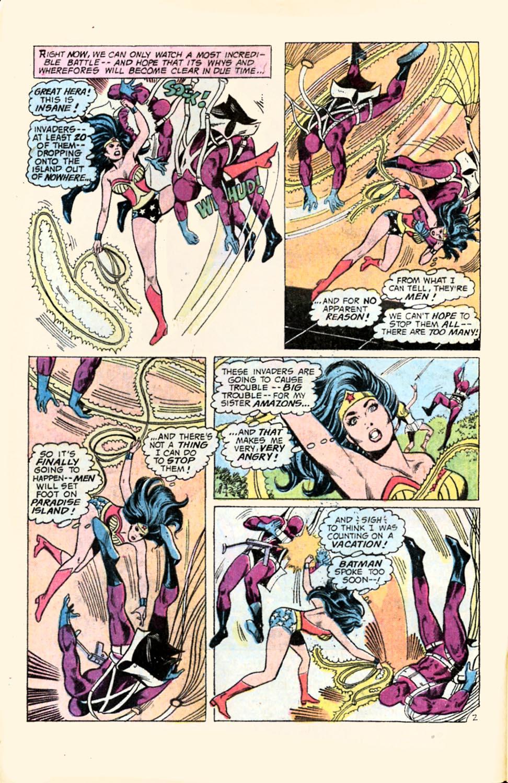 Read online Wonder Woman (1942) comic -  Issue #223 - 3