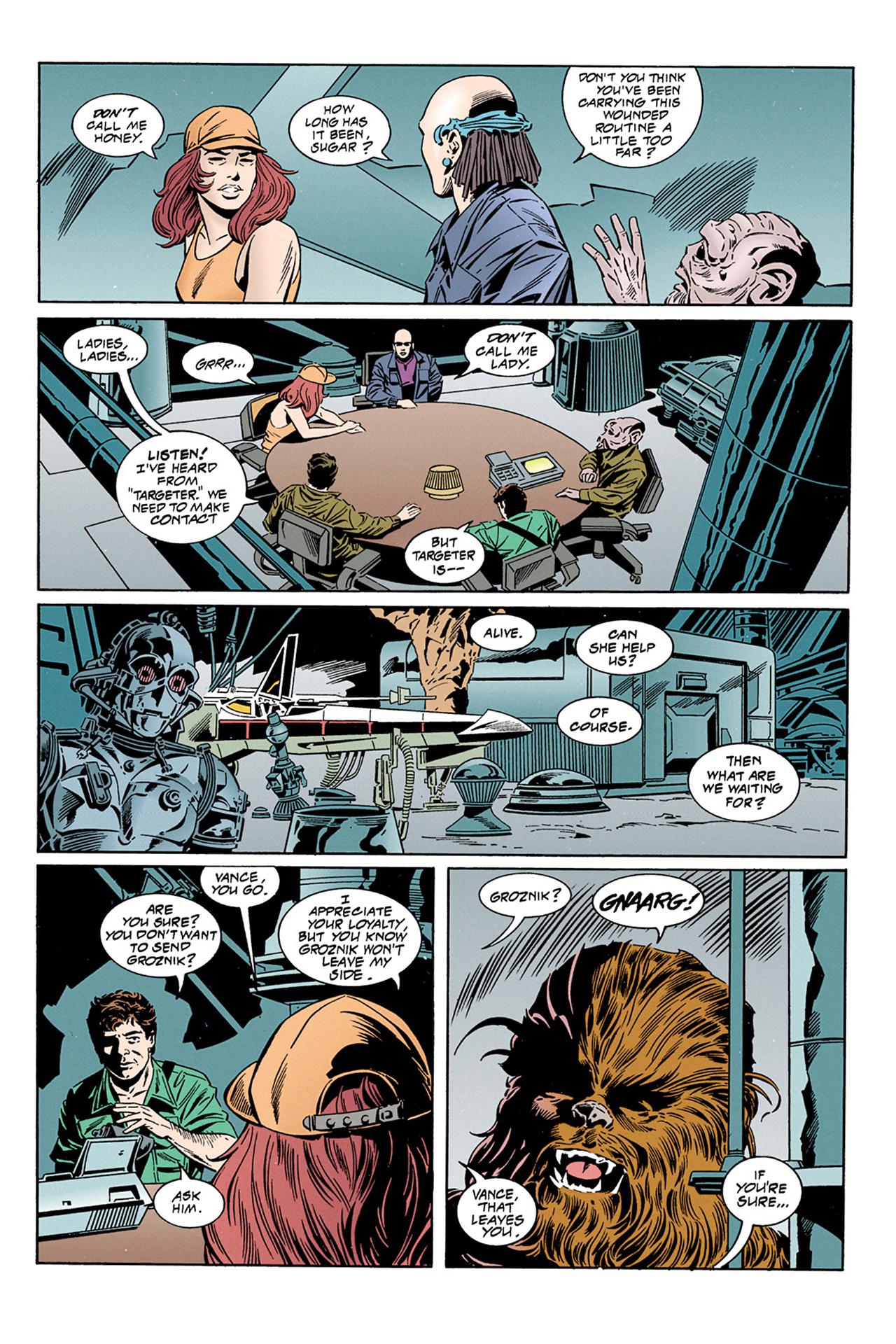 Read online Star Wars Omnibus comic -  Issue # Vol. 1 - 139