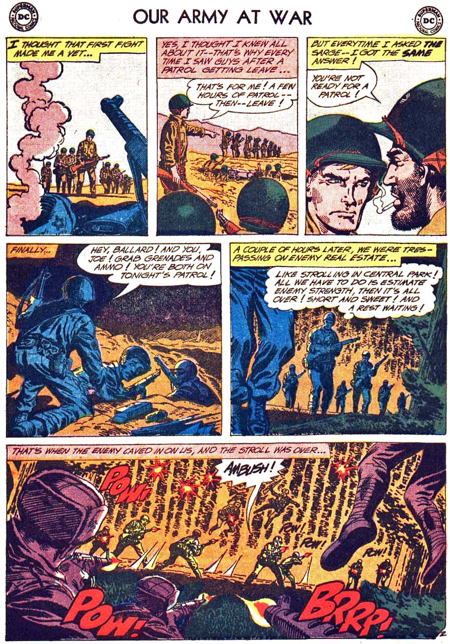 Our Army at War (1952) issue 98 - Page 17