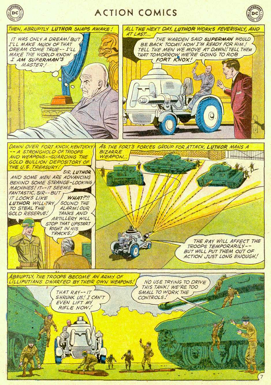 Action Comics (1938) 277 Page 8