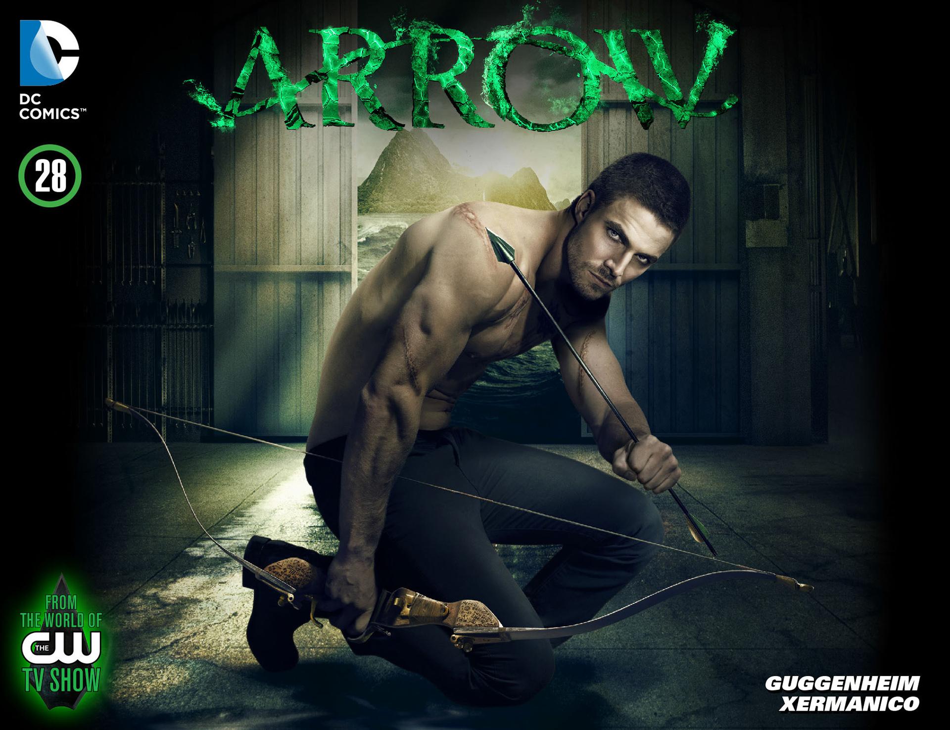 Read online Arrow [II] comic -  Issue #28 - 1