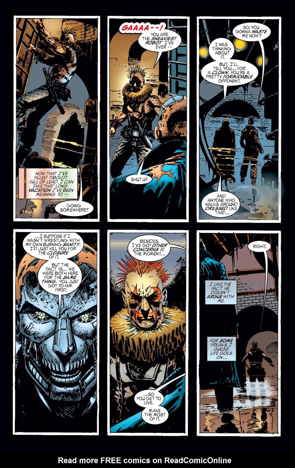 Deathlok (1999) issue 11 - Page 21