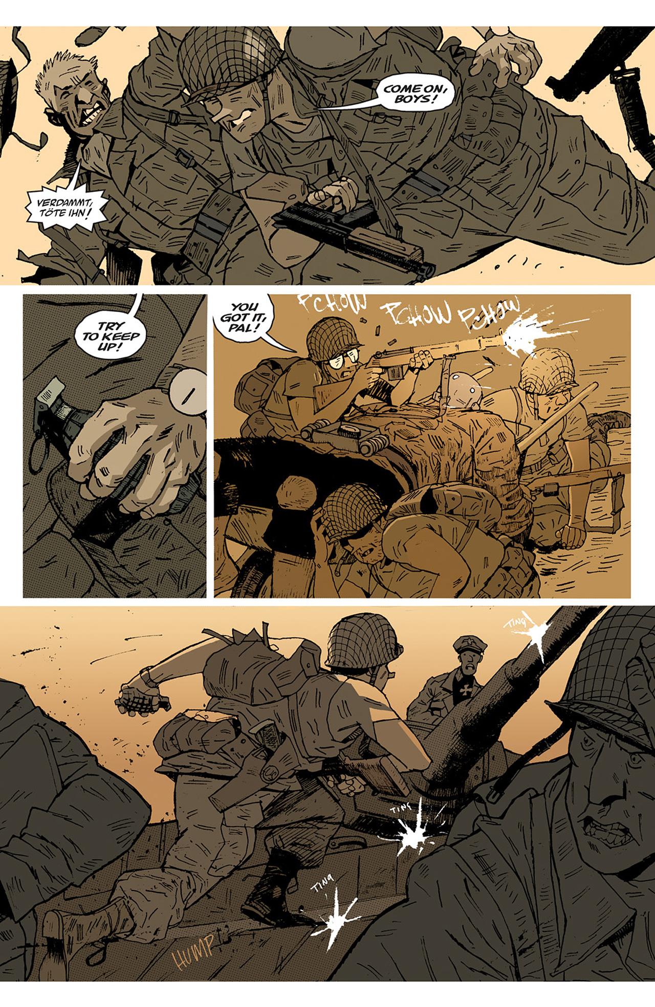 Read online Sledgehammer 44 comic -  Issue #2 - 4