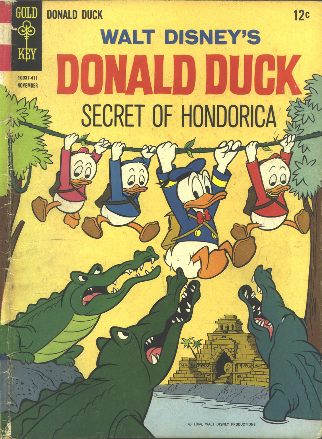 Donald Duck (1962) 98 Page 1