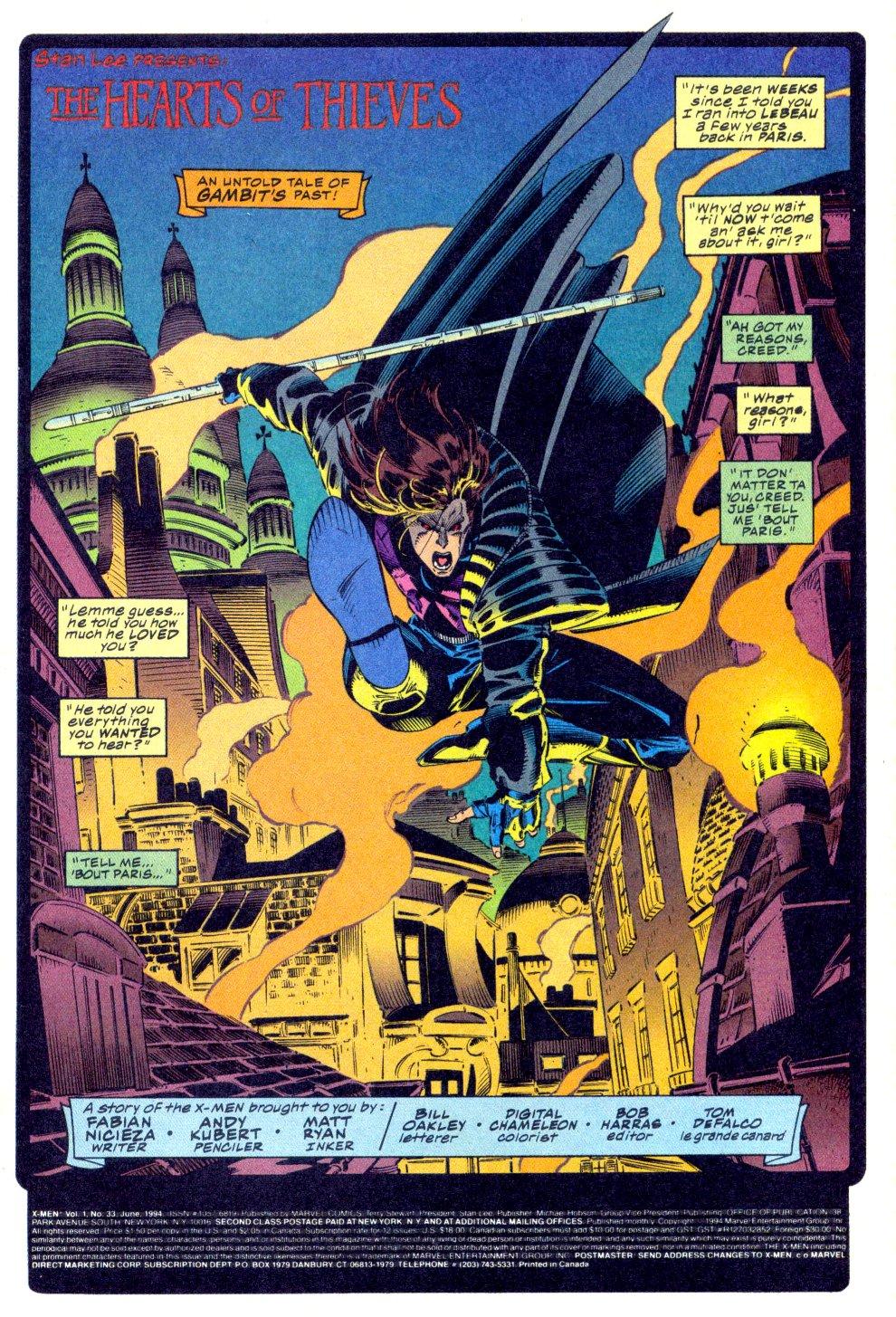X-Men (1991) 33 Page 2