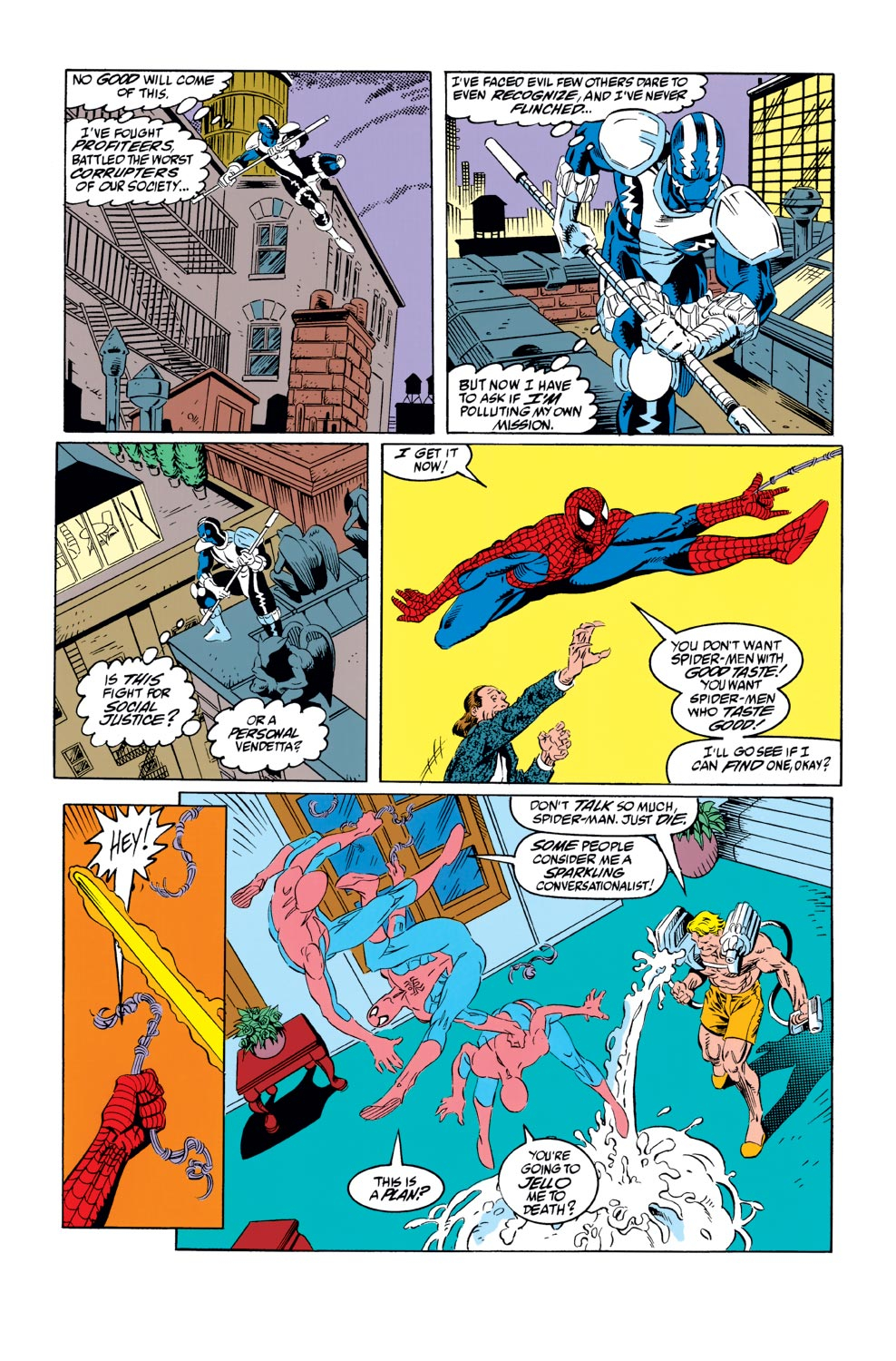 The Amazing Spider-Man (1963) 376 Page 20