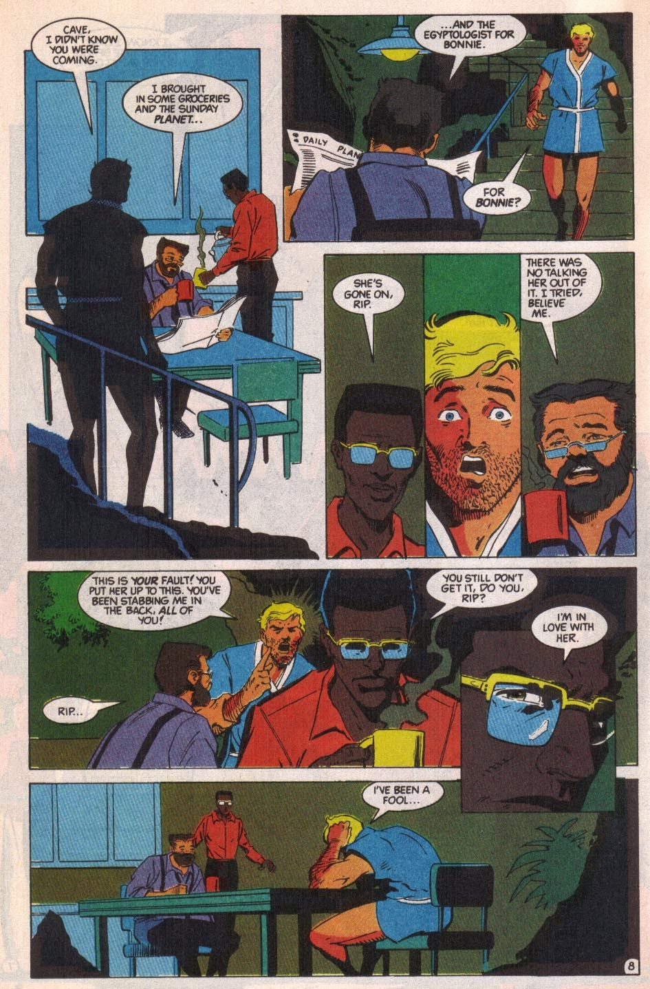 Time Masters issue 6 - Page 10