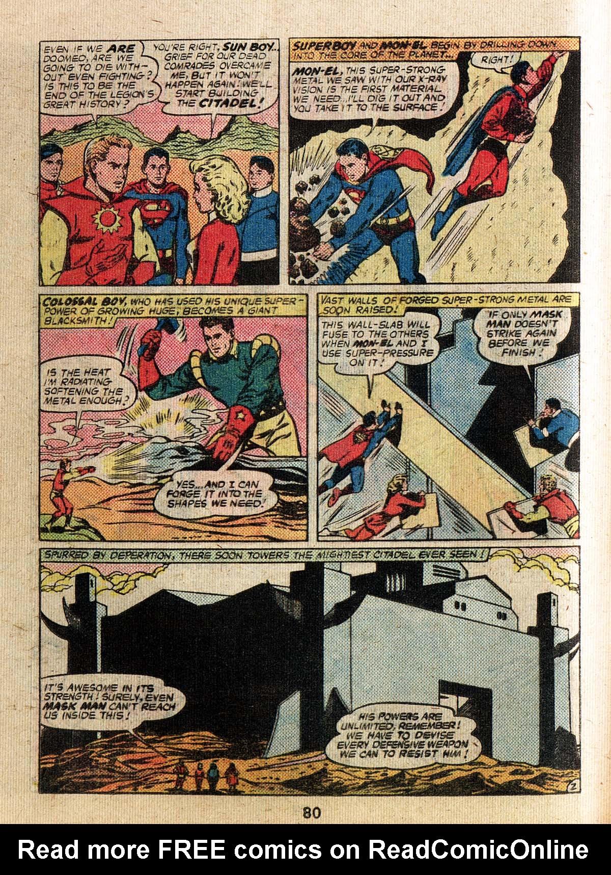 Read online Adventure Comics (1938) comic -  Issue #500 - 80