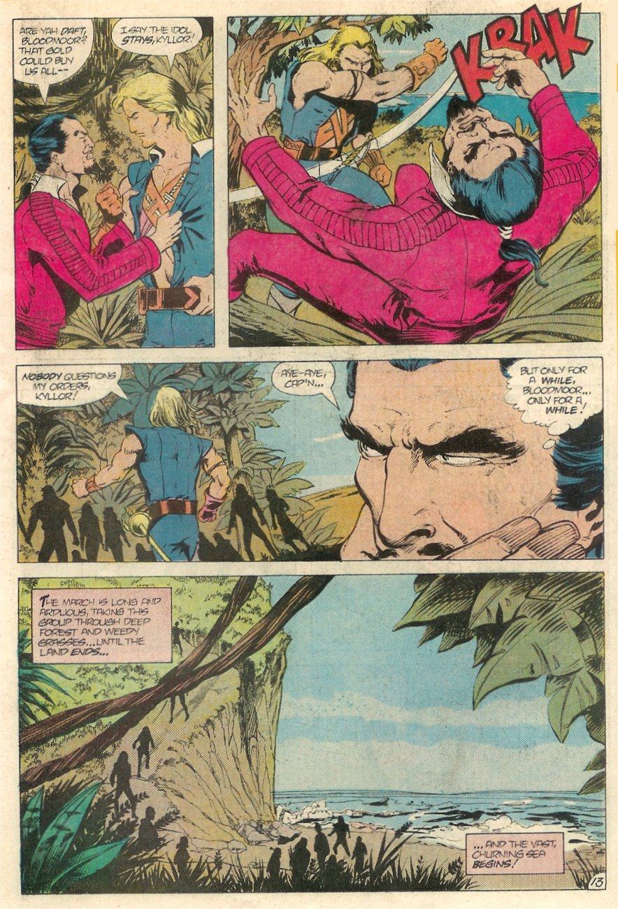 Read online Arion, Lord of Atlantis comic -  Issue #20 - 14