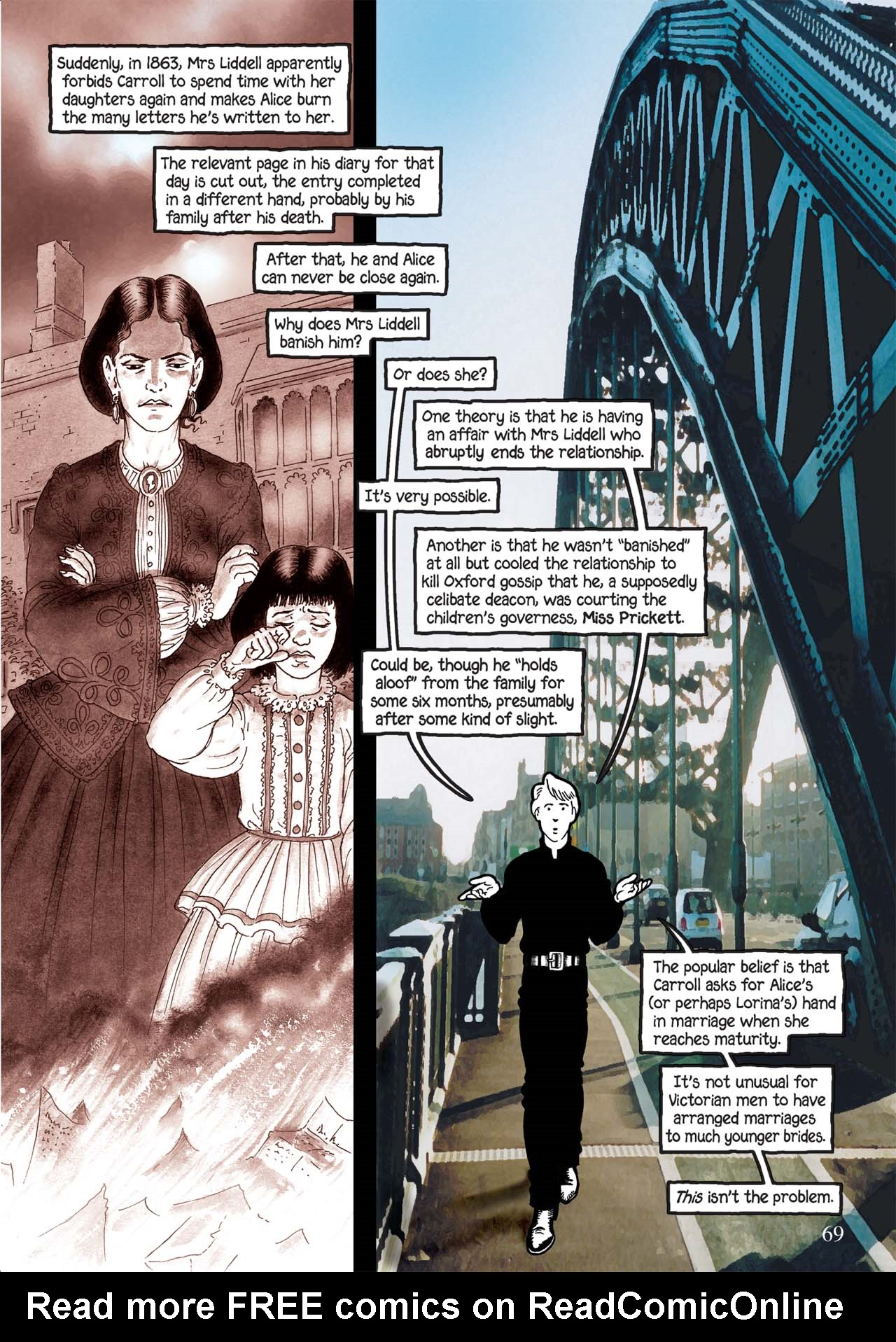 Read online Alice in Sunderland comic -  Issue # Full - 73