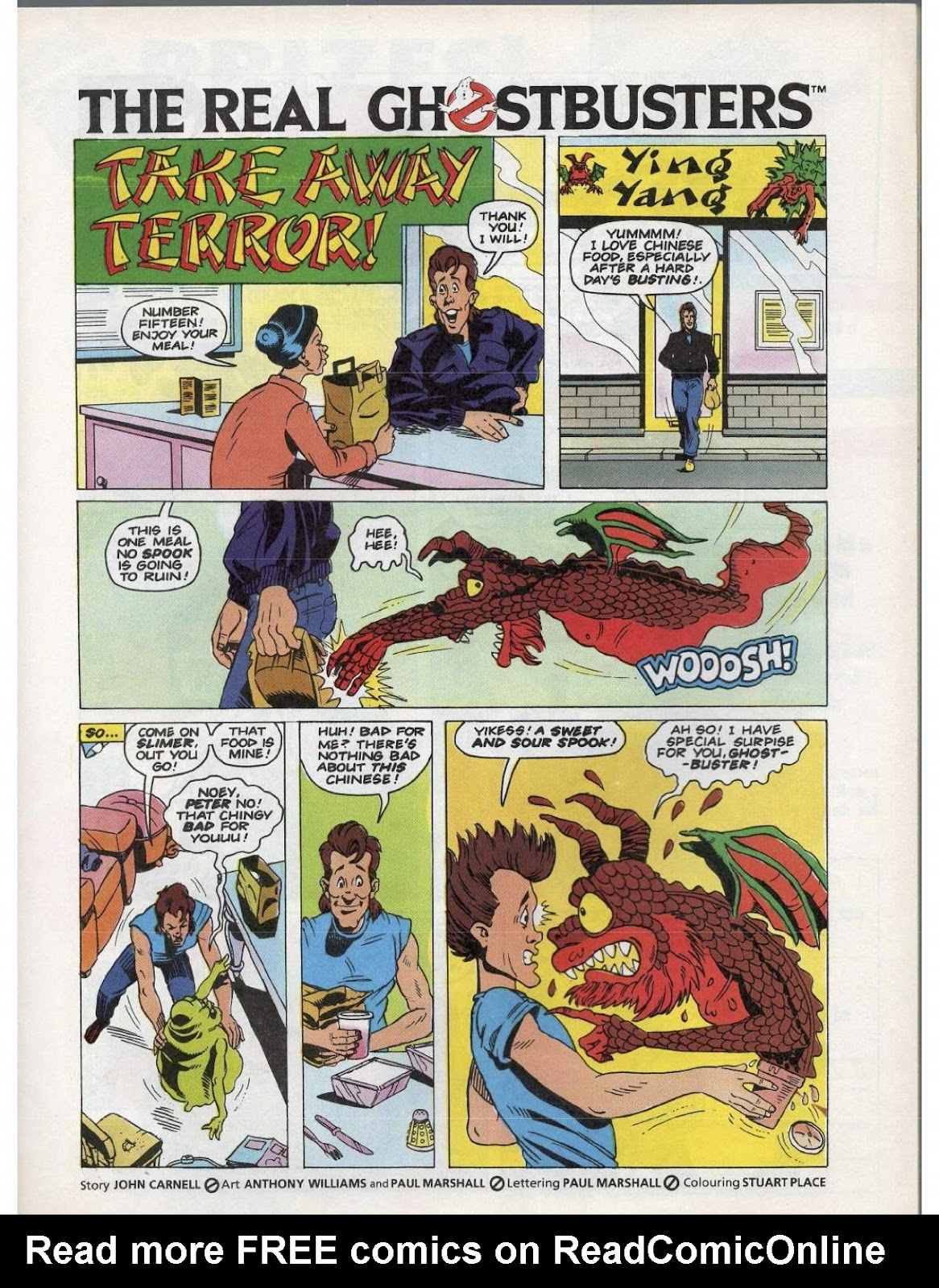 The Real Ghostbusters Issue #193 #167 - English 37