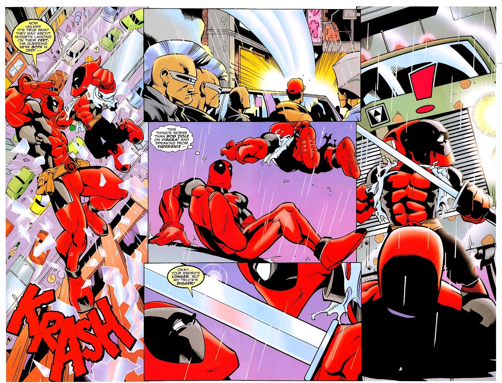 Read online Deadpool (2008) comic -  Issue #900 - 85
