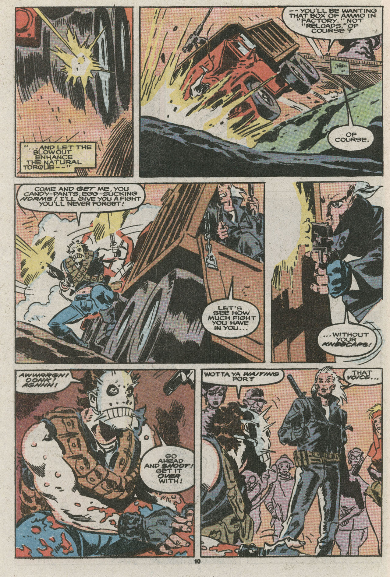 Read online Nth Man the Ultimate Ninja comic -  Issue #15 - 11