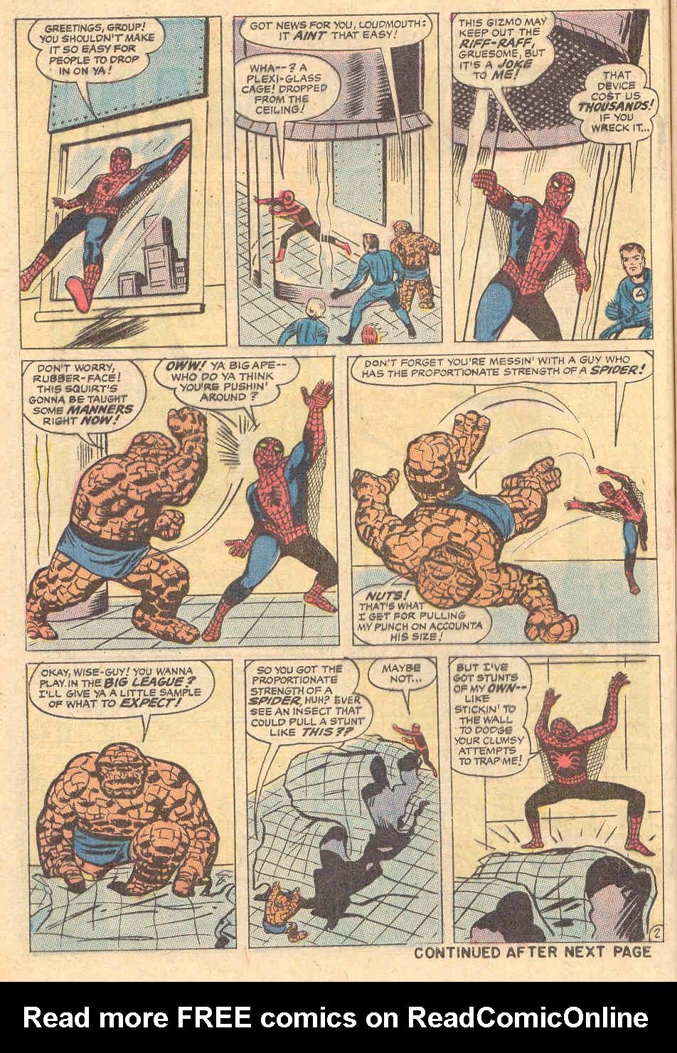 The Amazing Spider-Man (1963) _Annual_6 Page 43