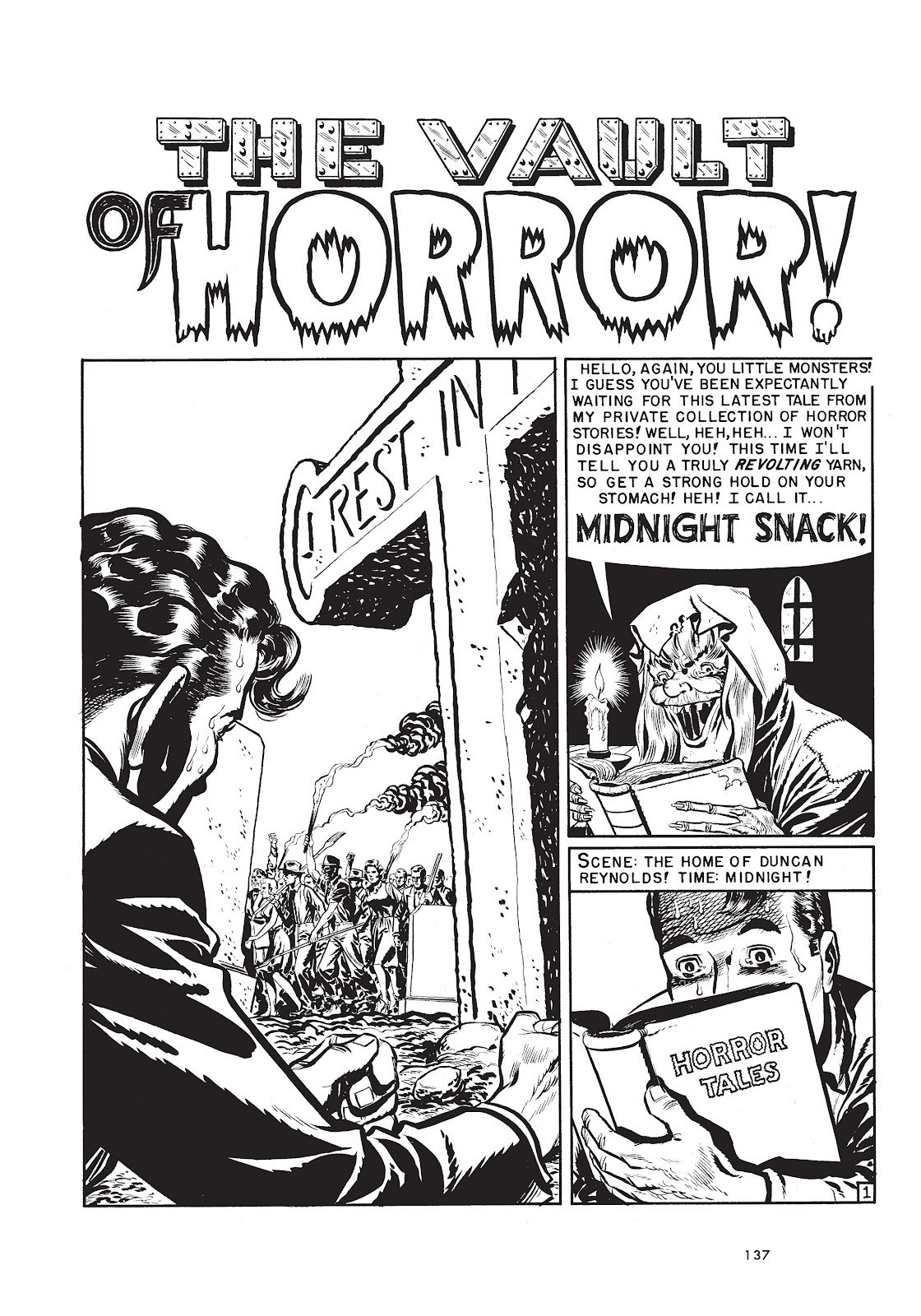 Read online Voodoo Vengeance and Other Stories comic -  Issue # TPB (Part 2) - 55