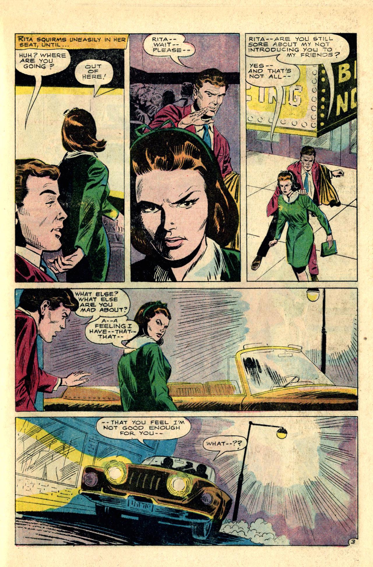 Read online Secret Hearts comic -  Issue #118 - 21