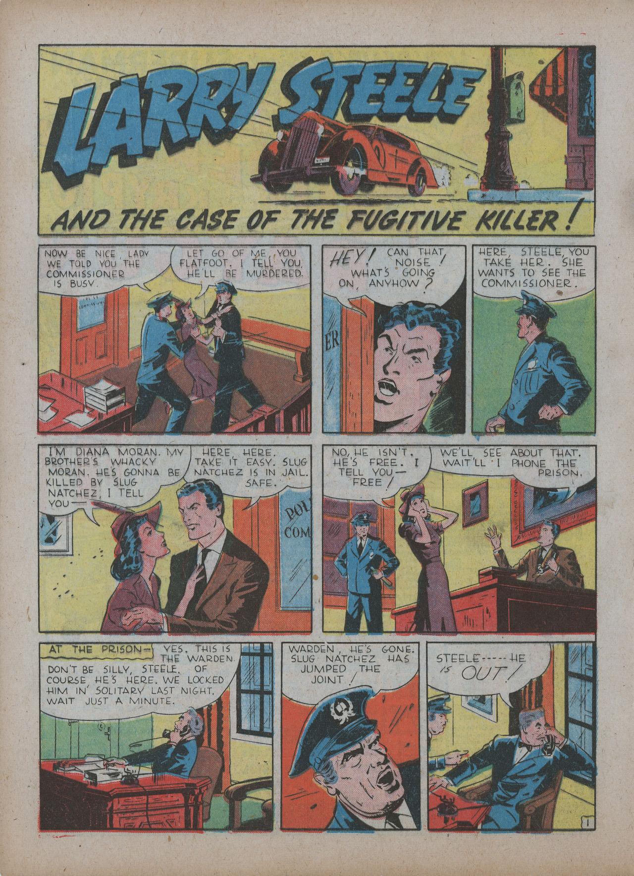 Read online Detective Comics (1937) comic -  Issue #48 - 24