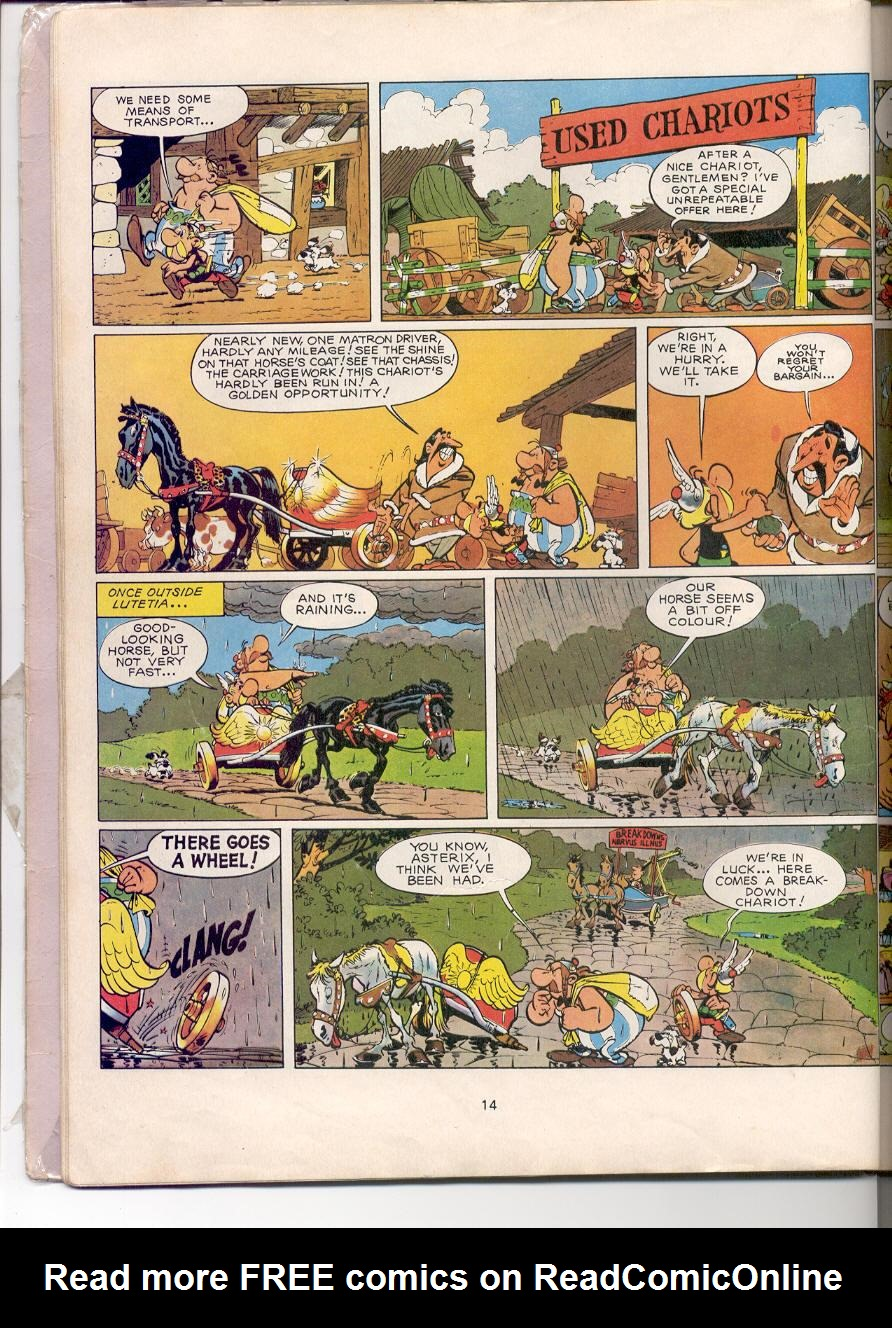 Asterix issue 5 - Page 11