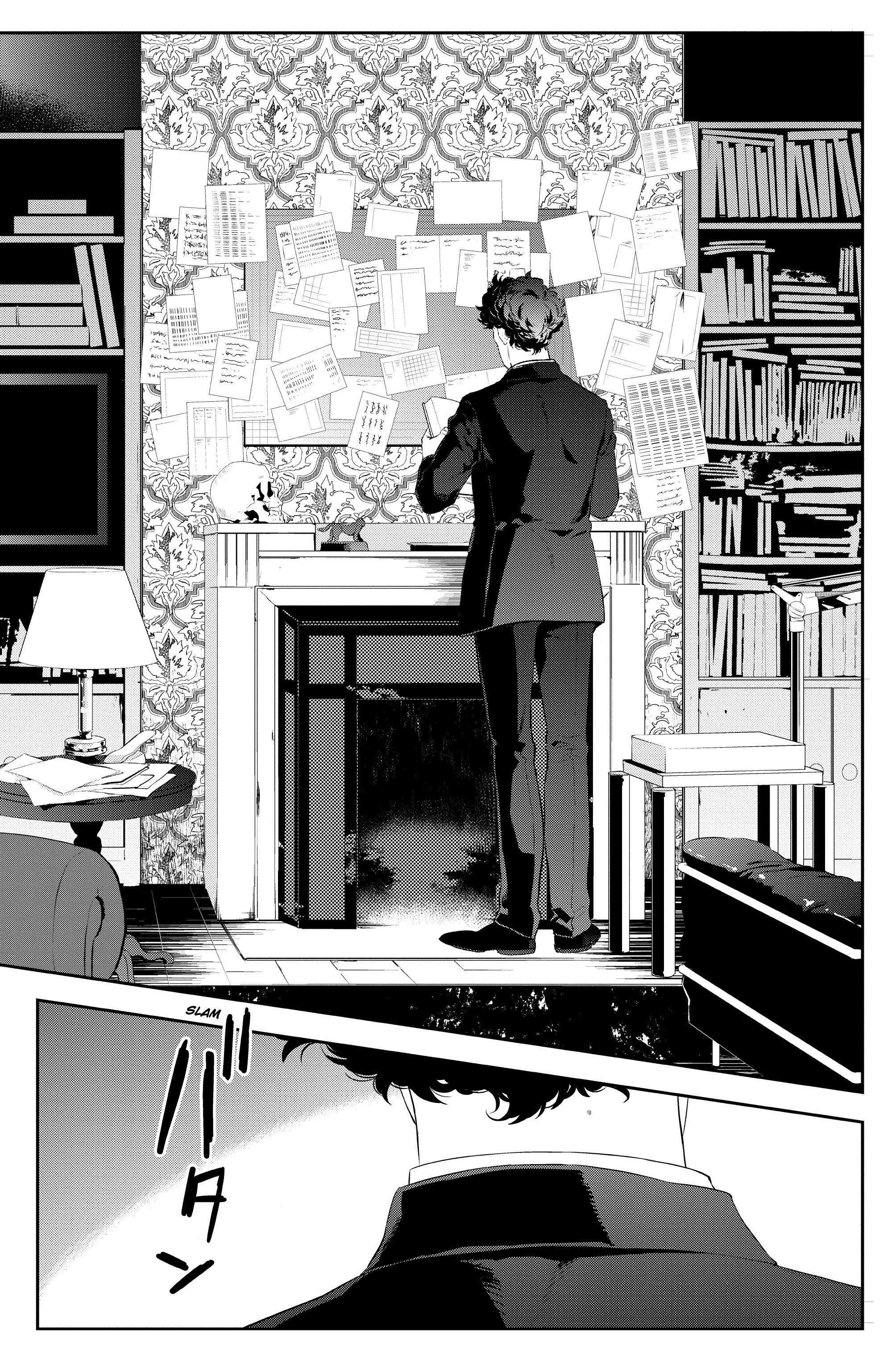 Read online Sherlock: The Blind Banker comic -  Issue #3 - 14