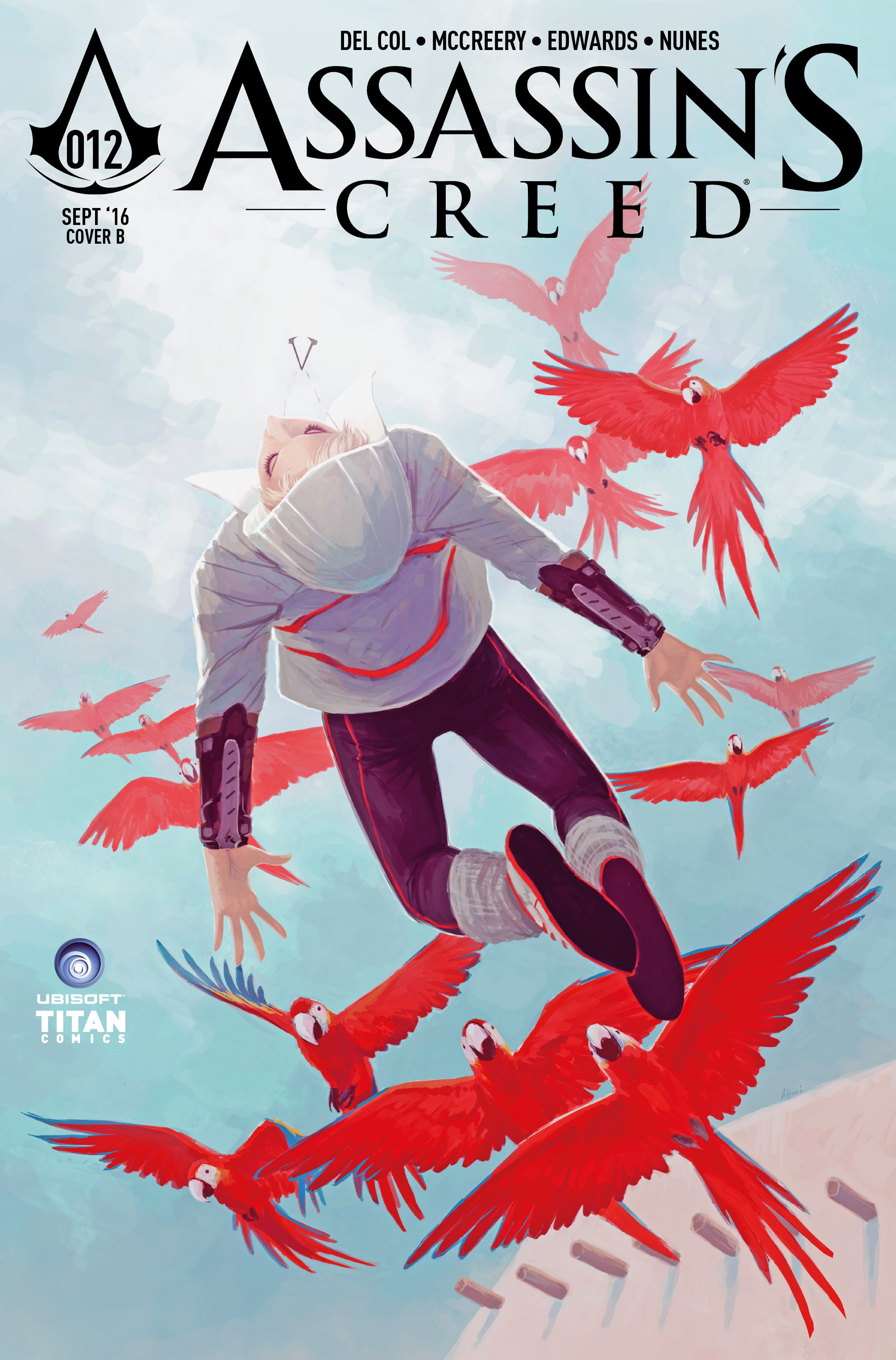 Read online Assassin's Creed (2015) comic -  Issue #12 - 28