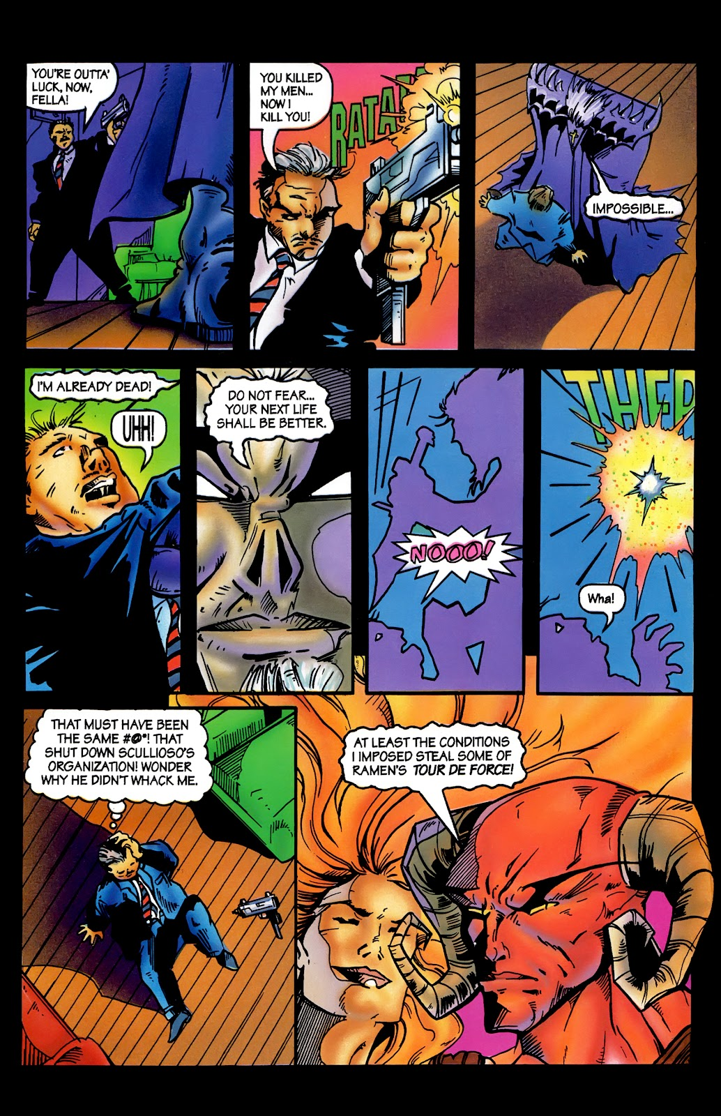 Read online Perg comic -  Issue #2 - 5
