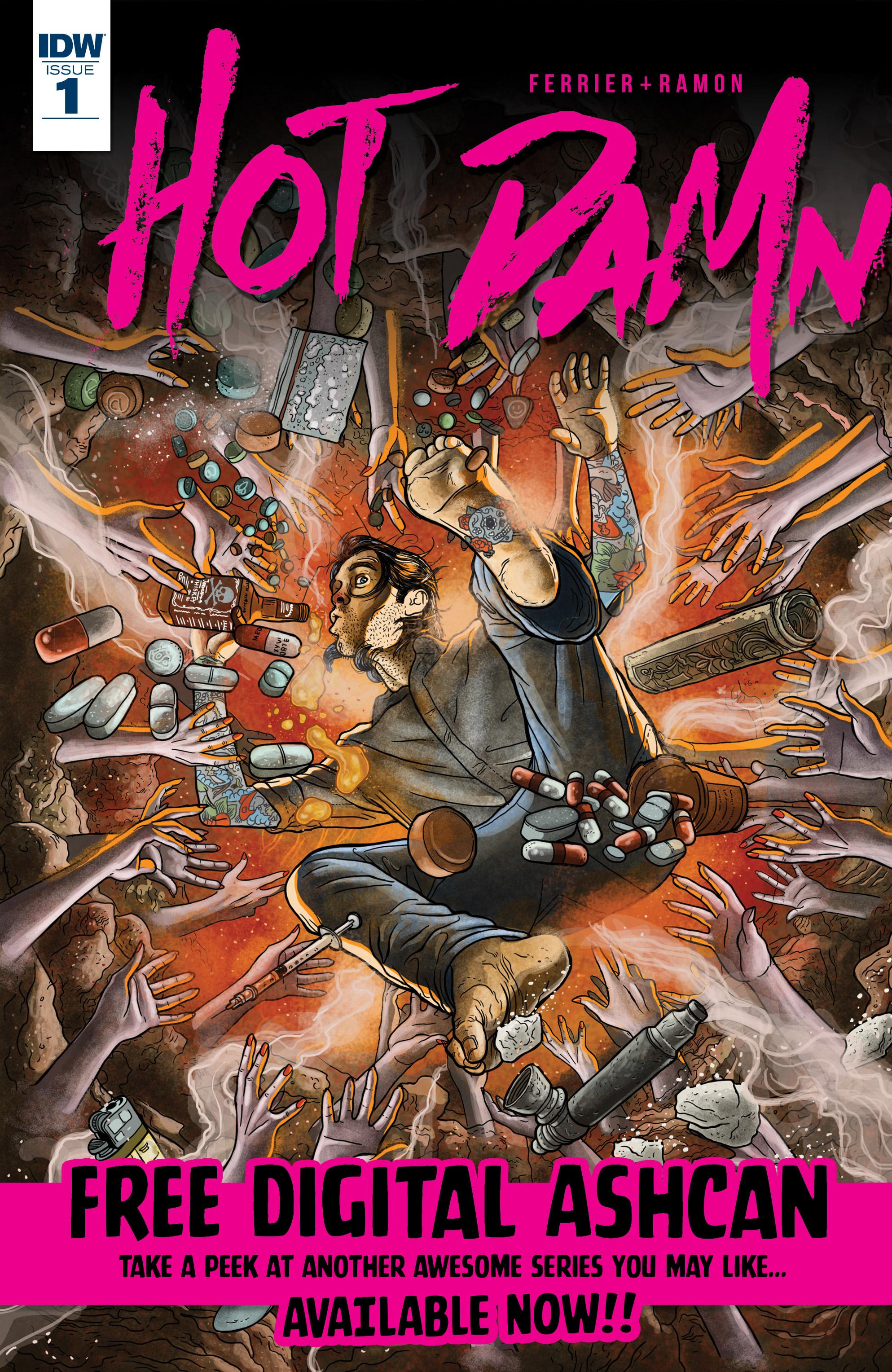 Read online Helena Crash comic -  Issue #3 - 27