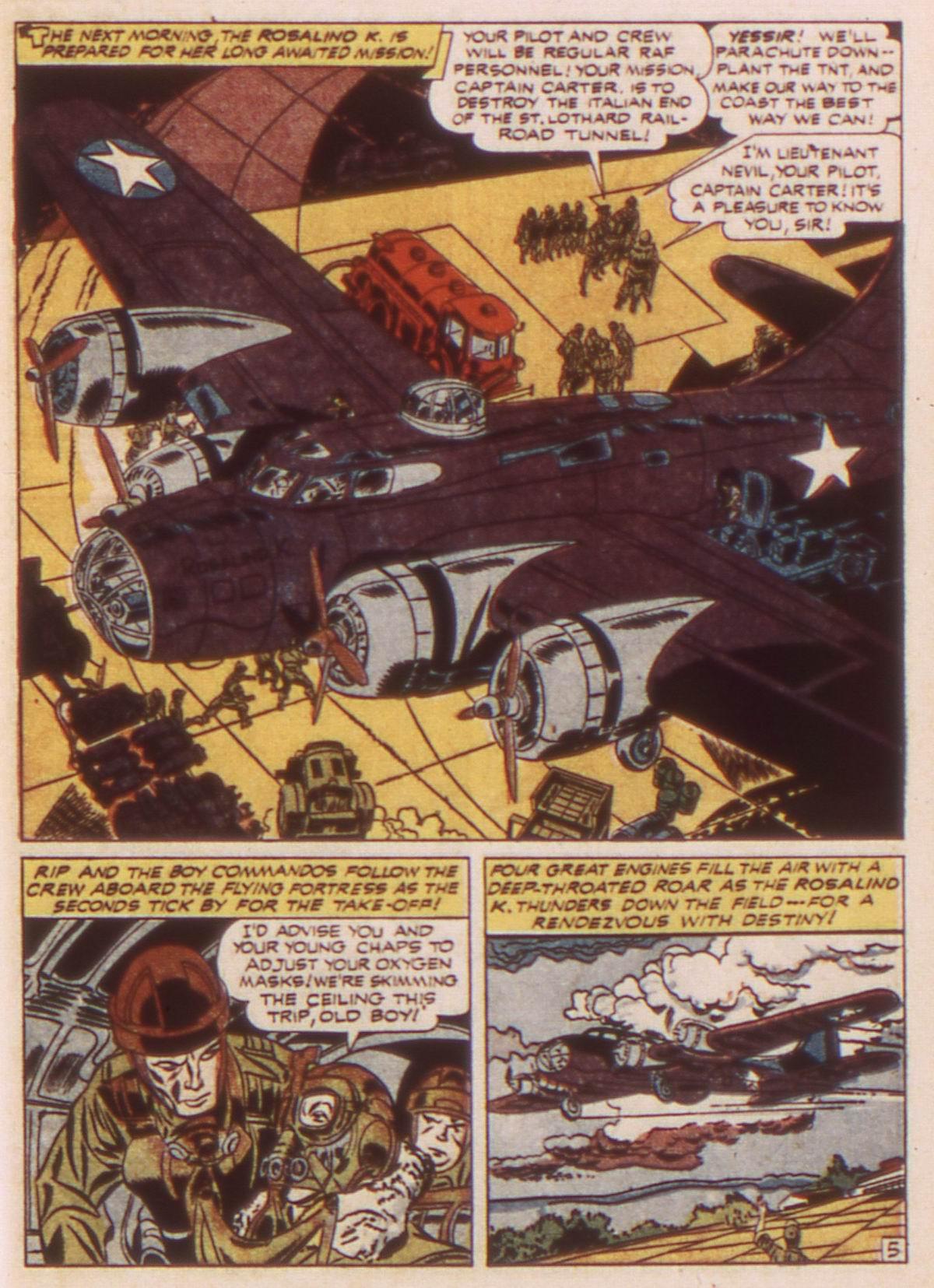 Read online Detective Comics (1937) comic -  Issue #82 - 51