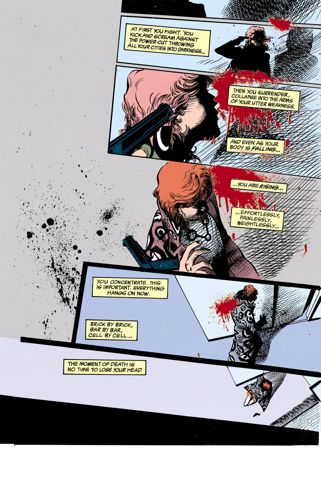 Read online Shade, the Changing Man comic -  Issue #13 - 2