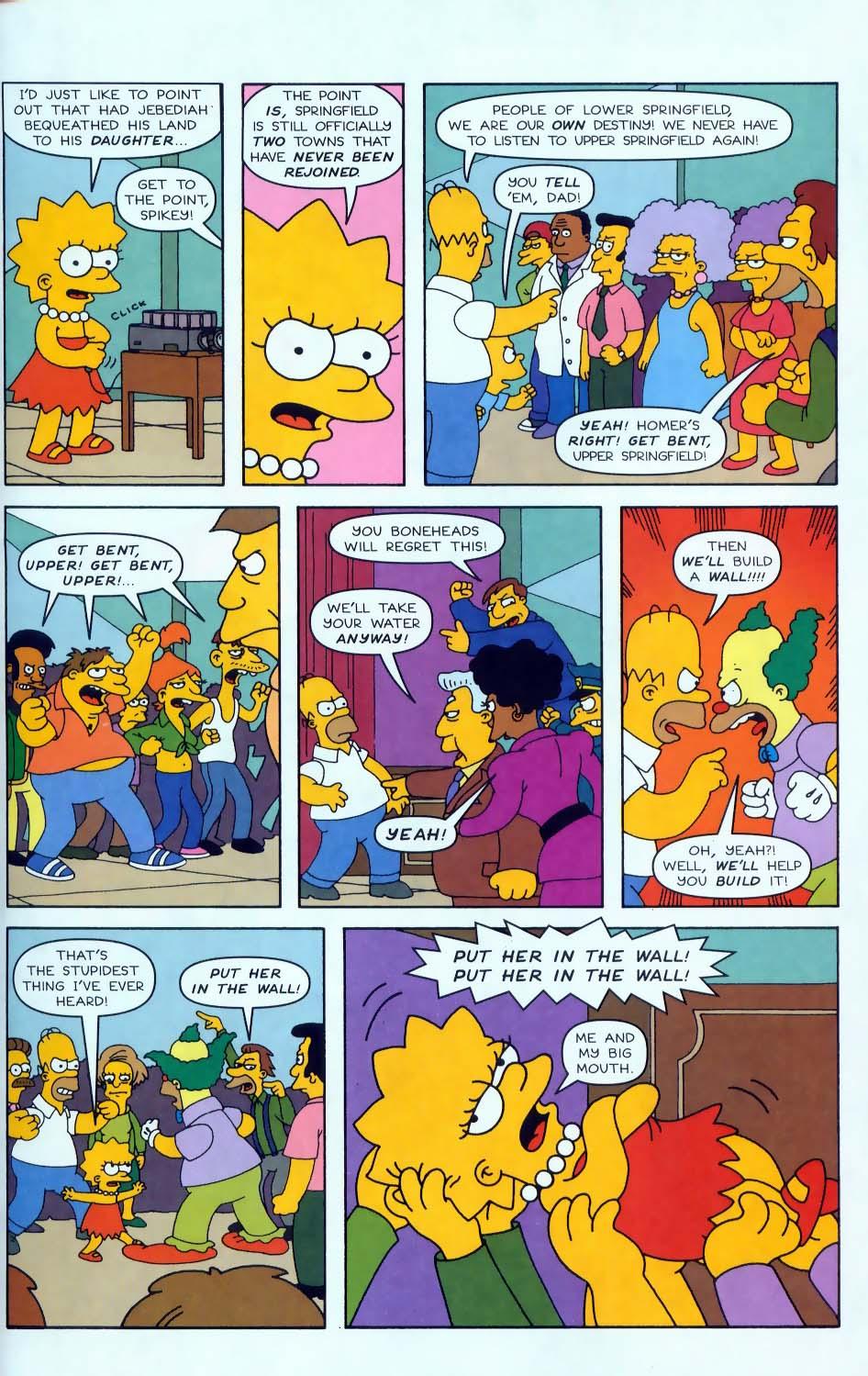 Read online Simpsons Comics comic -  Issue #50 - 10