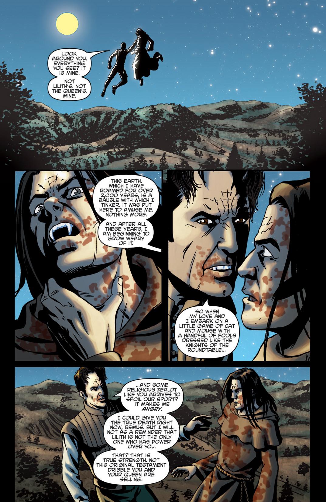 Read online True Blood (2012) comic -  Issue #5 - 20