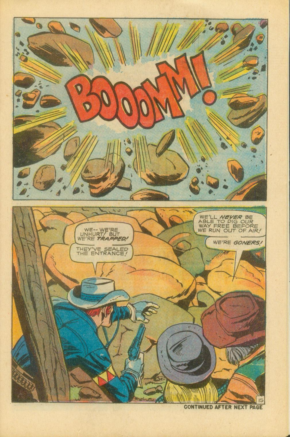 The Rawhide Kid (1955) issue 87 - Page 22