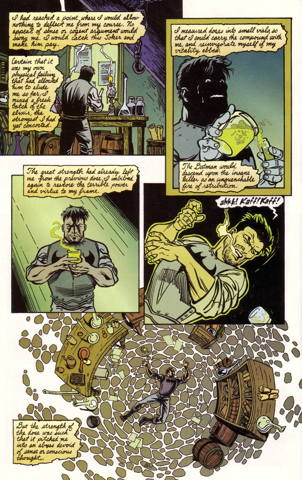 Batman: Two Faces issue Full - Page 41