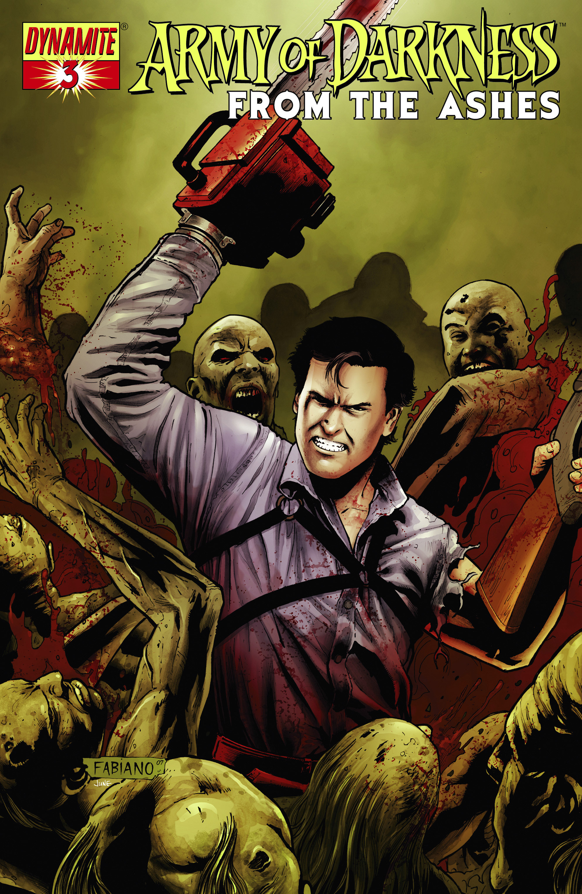 Read online Army of Darkness: From the Ashes comic -  Issue #Army of Darkness: From the Ashes TPB - 53