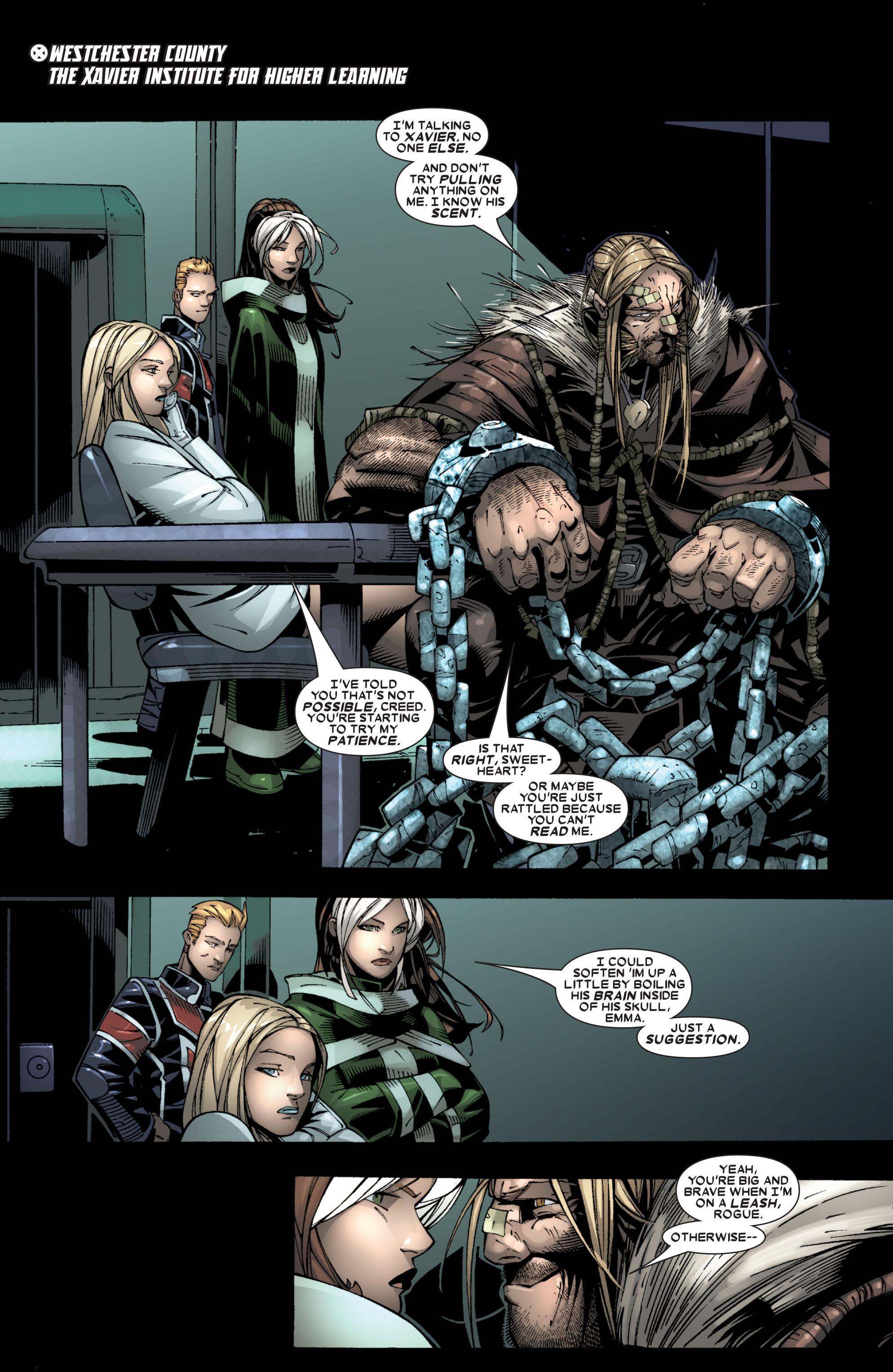 X-Men (1991) 189 Page 5
