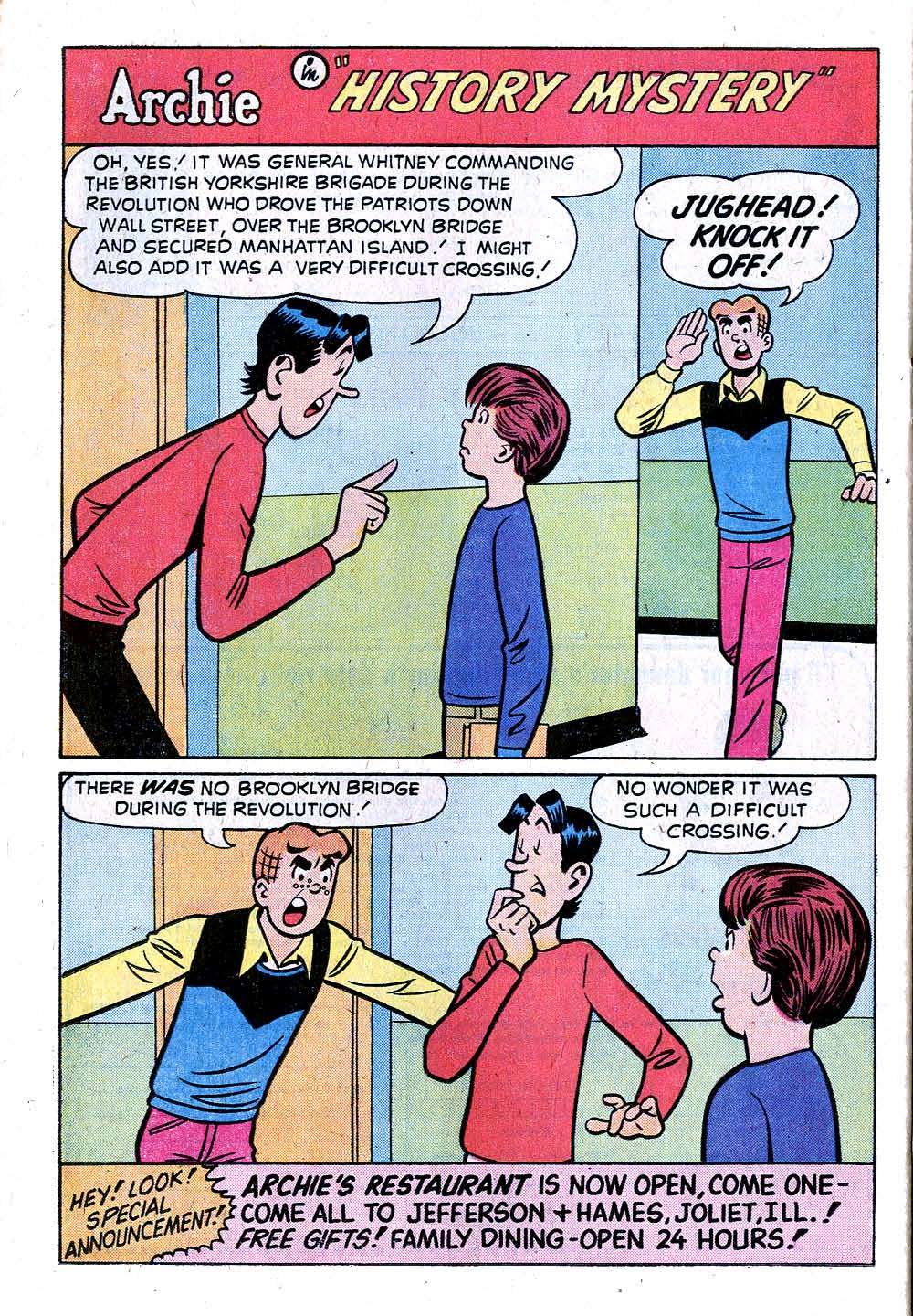 Read online Archie (1960) comic -  Issue #235 - 26