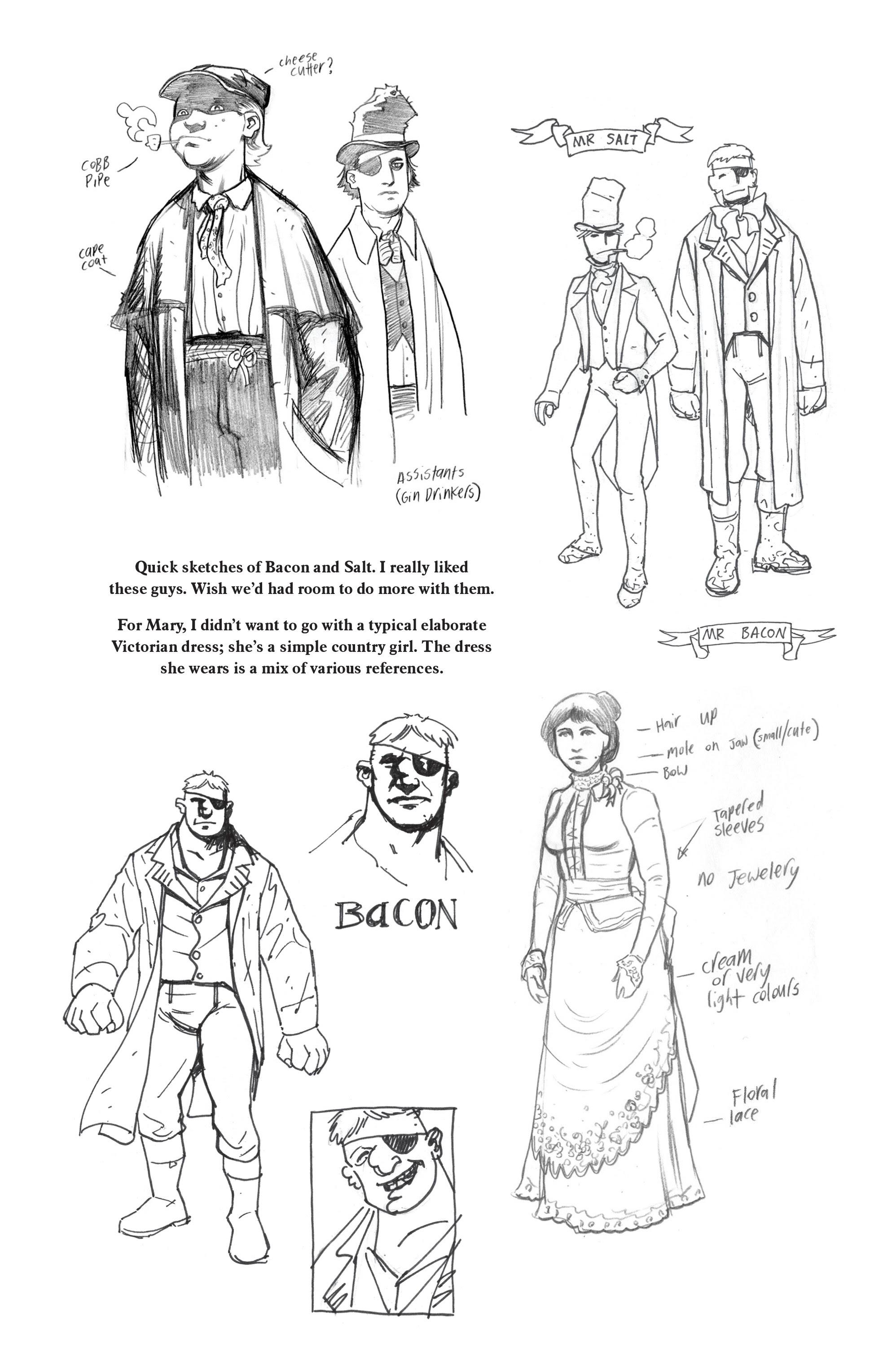 Sir Edward Grey, Witchfinder Omnibus issue TPB_1_(Part_5) - Page 1