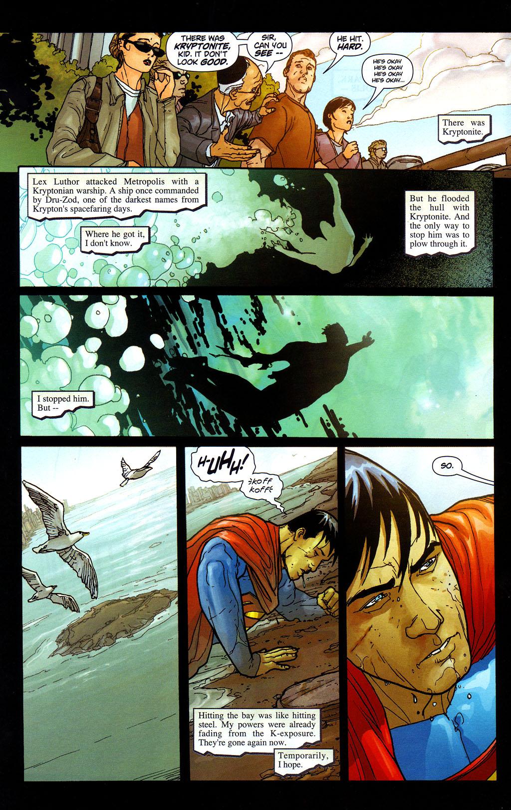 Action Comics (1938) 840 Page 2