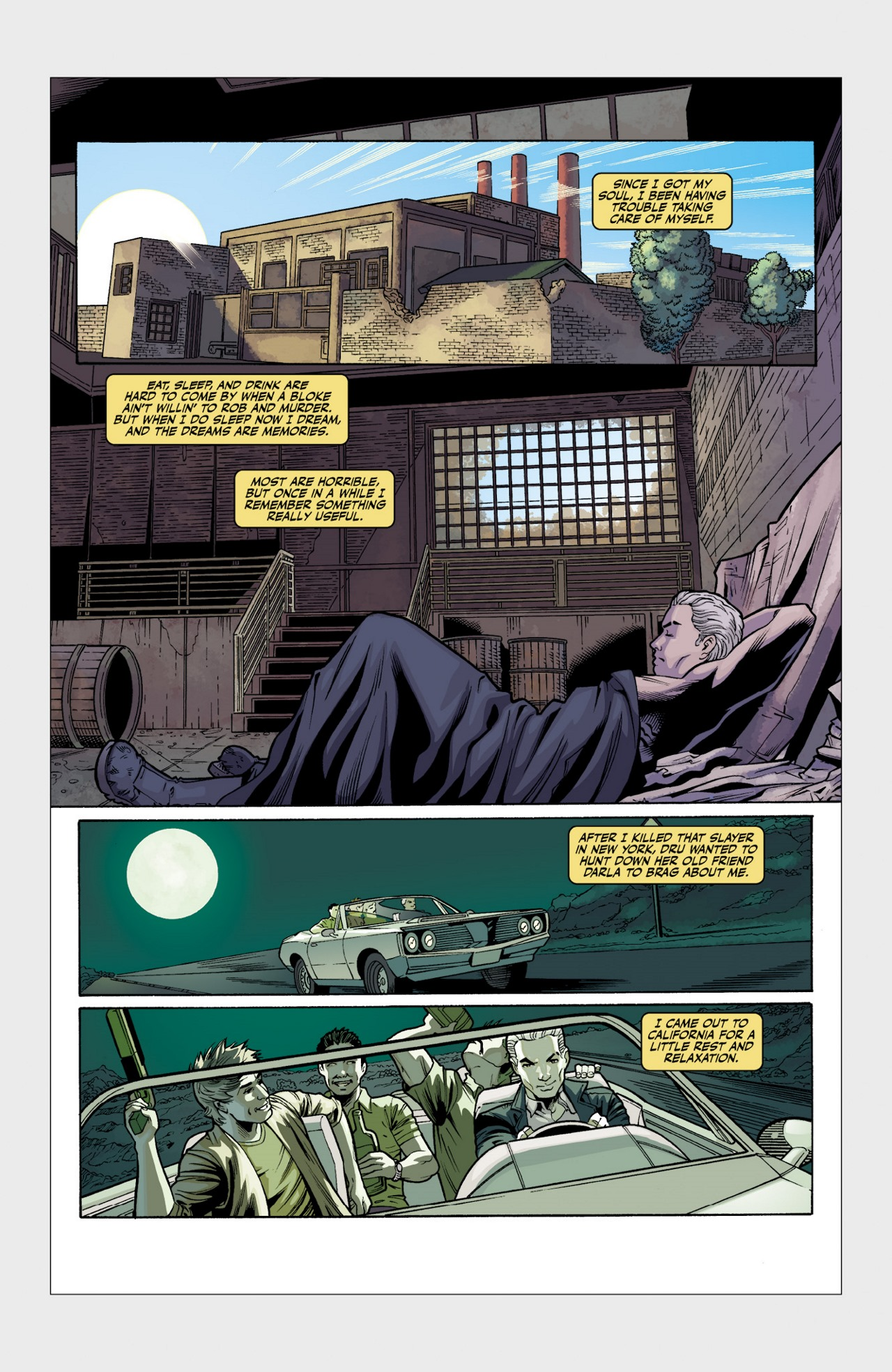 Read online Angel & Faith Season 10 comic -  Issue #1 - 29