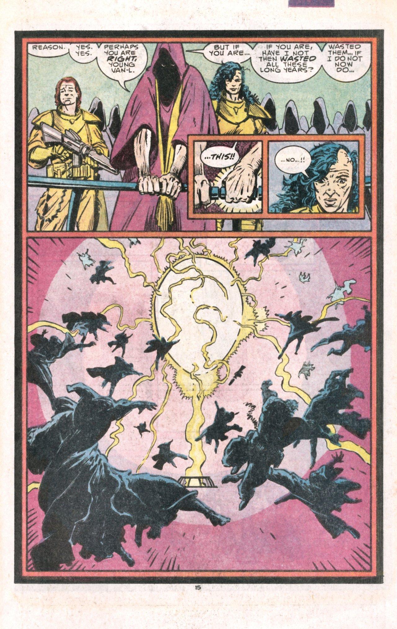 Read online World of Krypton comic -  Issue #3 - 23