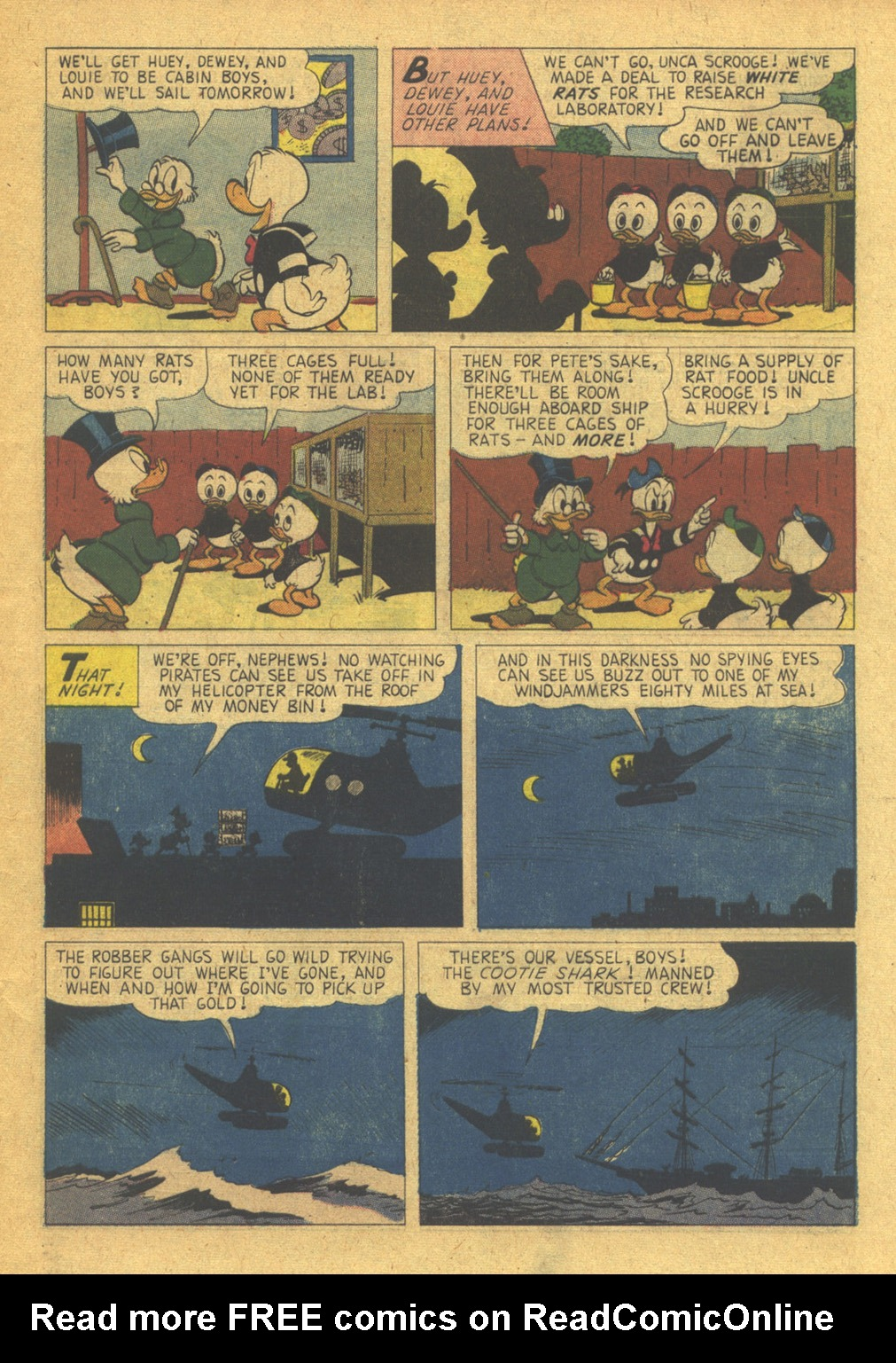 Read online Uncle Scrooge (1953) comic -  Issue #31 - 5