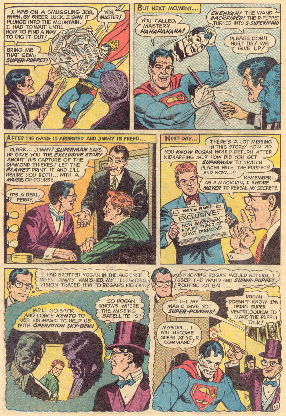 Read online Action Comics (1938) comic -  Issue #382 - 16
