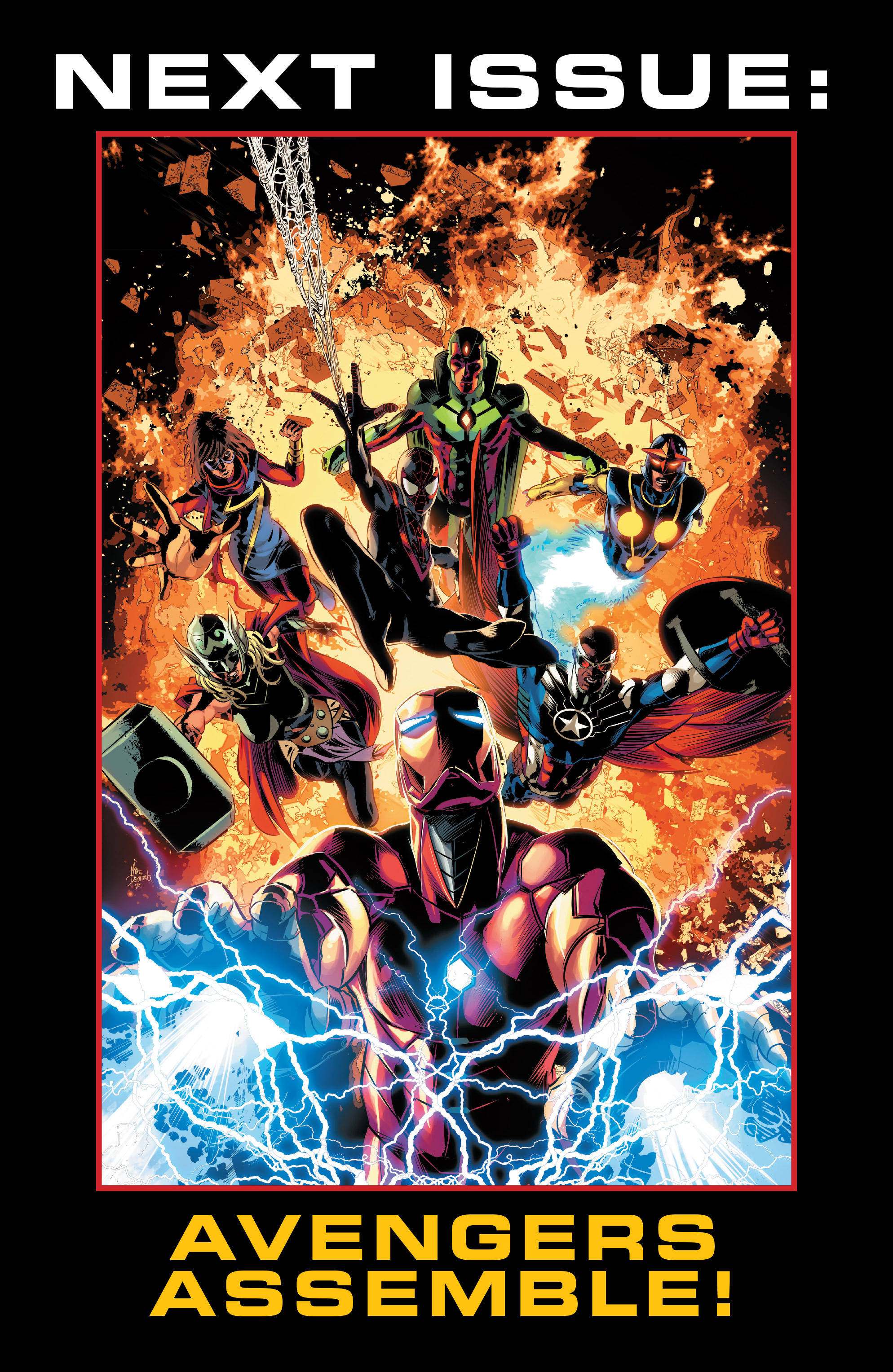 Read online True Believers: Invincible Iron Man-The War Machines comic -  Issue # Full - 108