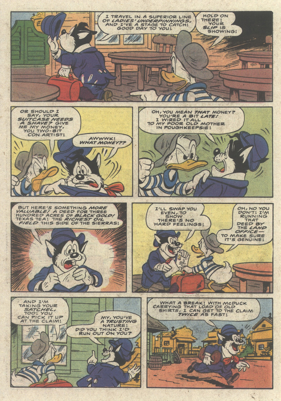 Read online Uncle Scrooge (1953) comic -  Issue #232 - 30