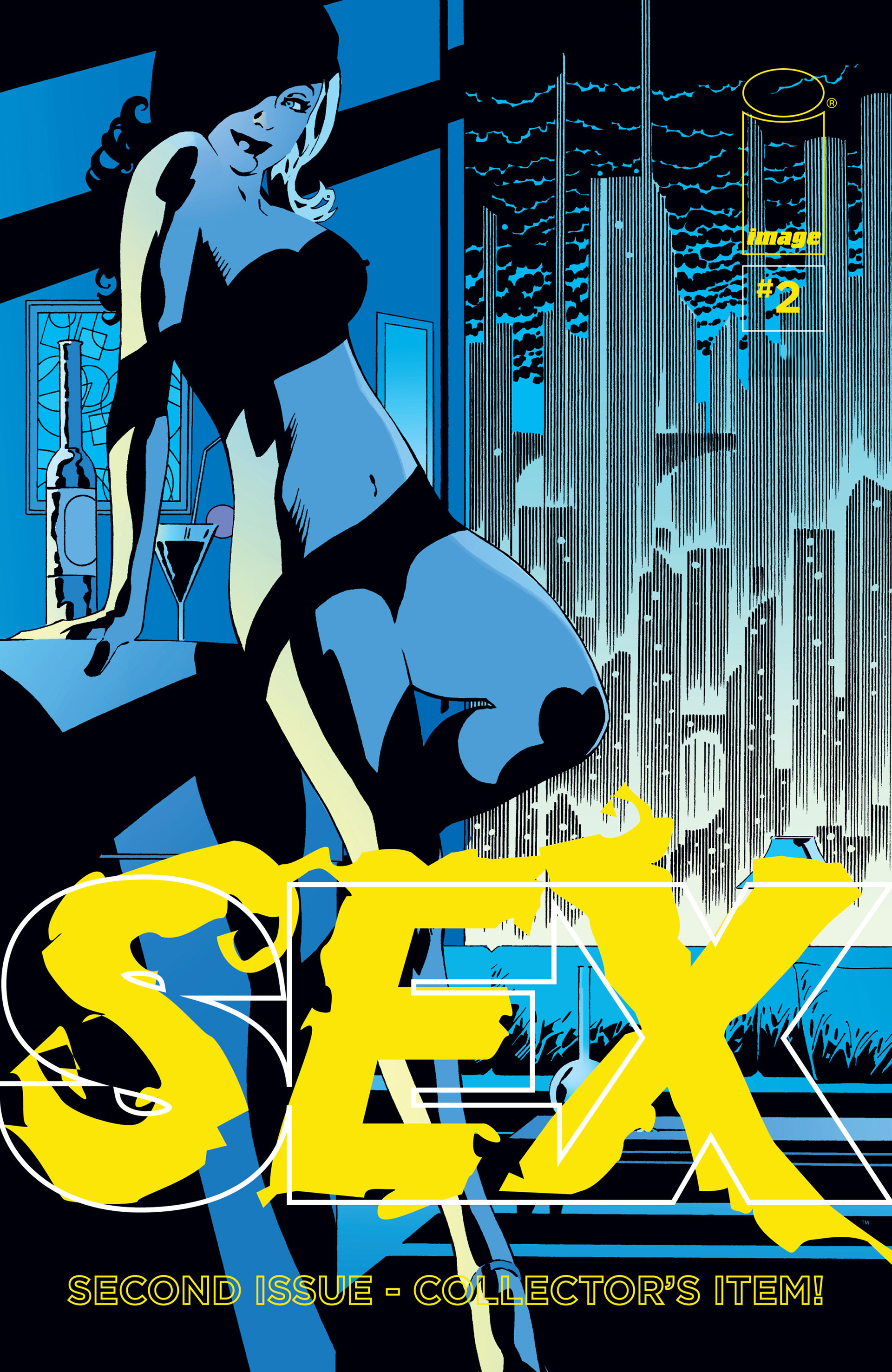 Read online Sex comic -  Issue #2 - 1