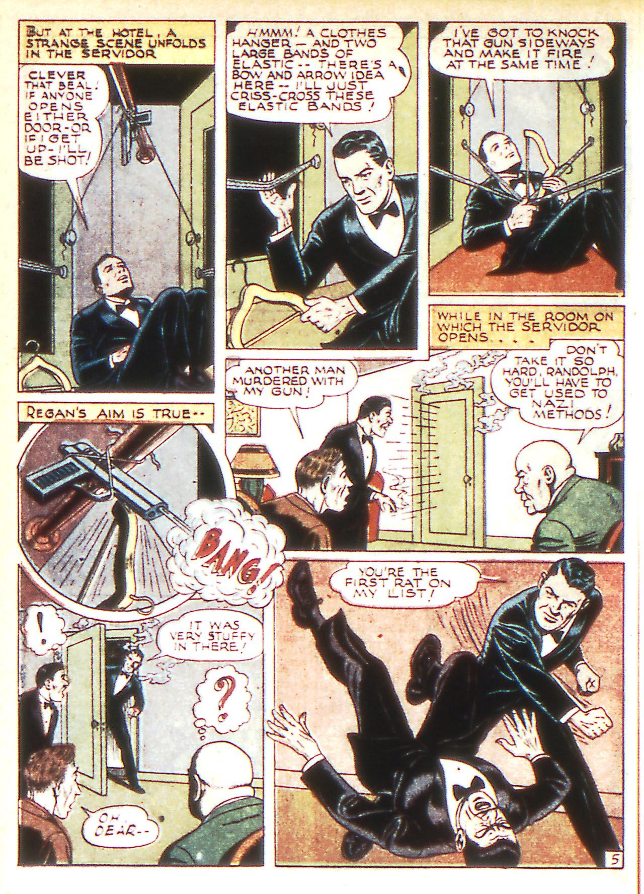 Read online Detective Comics (1937) comic -  Issue #81 - 36