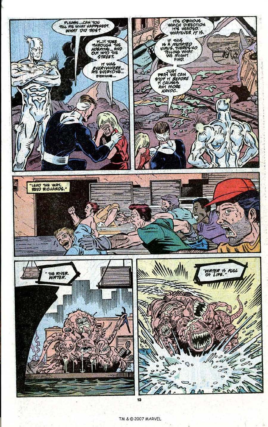 Read online Silver Surfer (1987) comic -  Issue # _Annual 3 - 15